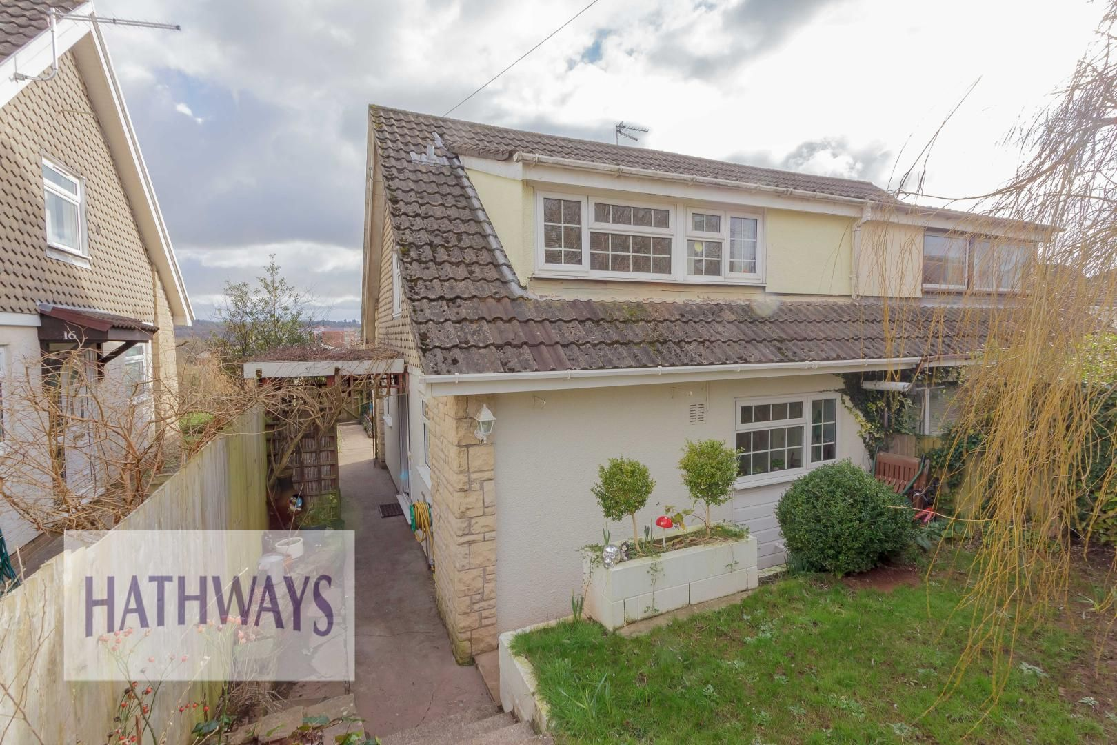 3 bed house for sale in Eastfield View, NP18