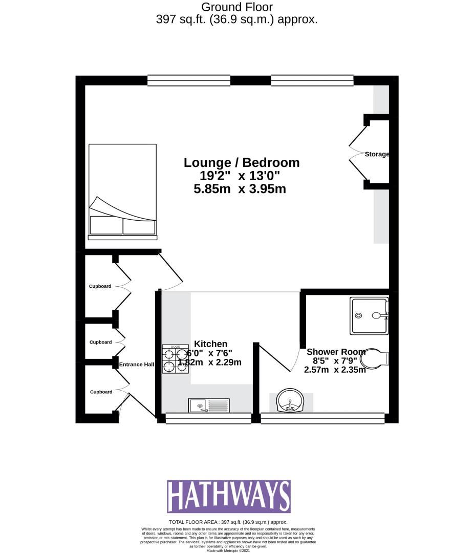 1 bed  for sale in Monmouth House  - Property Image 22