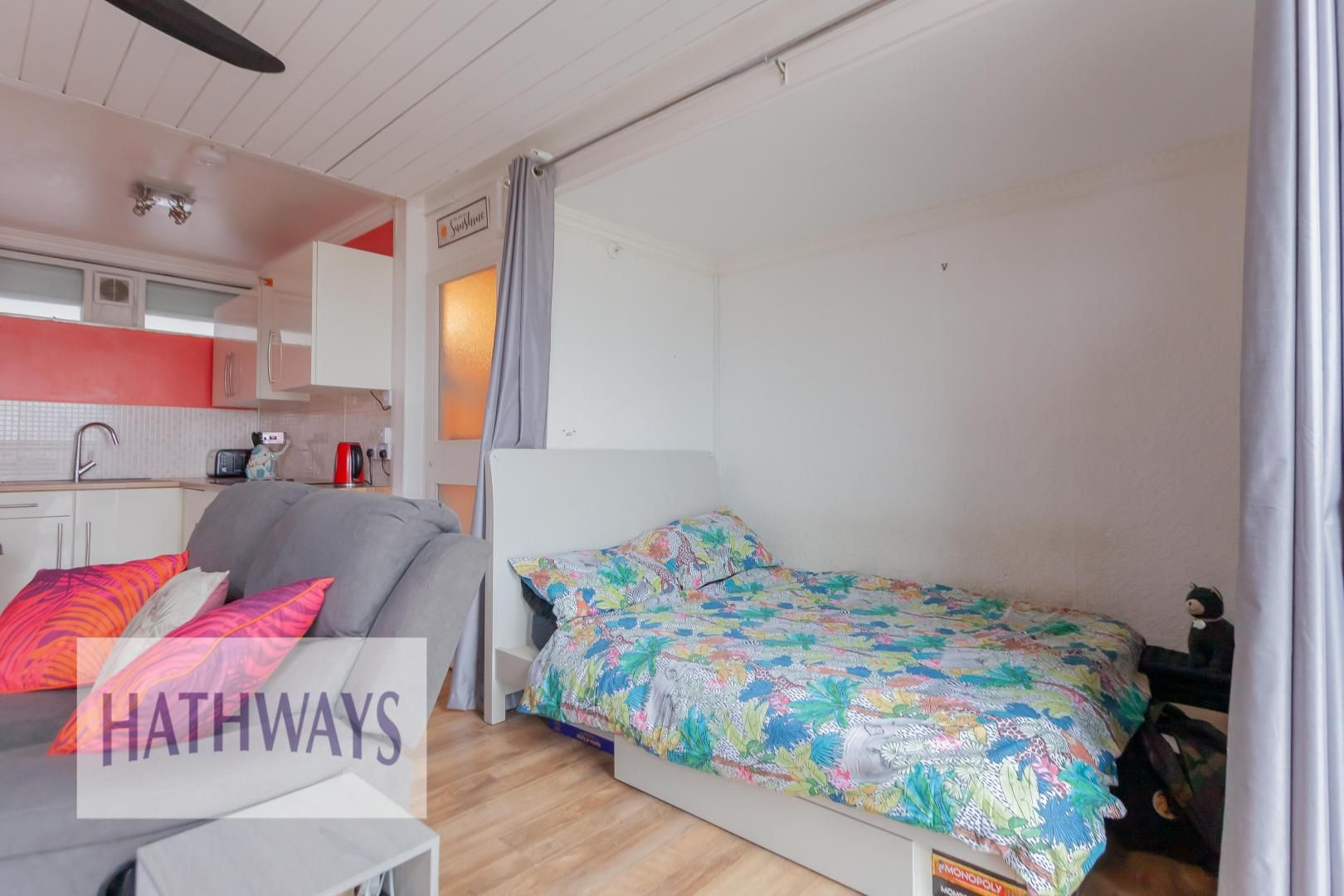 1 bed  for sale in Monmouth House 5