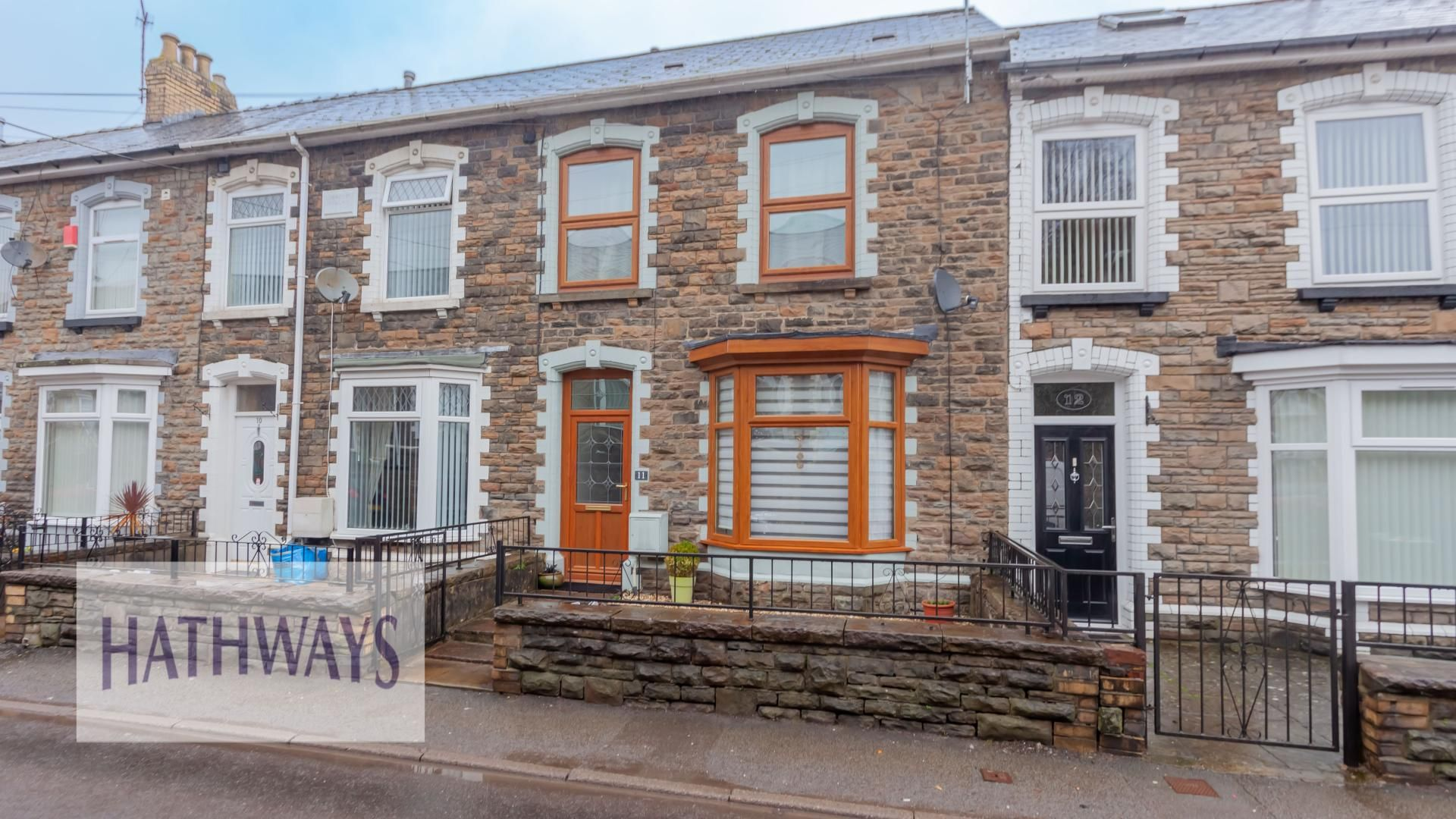 2 bed house for sale in Wainfelin Road 1