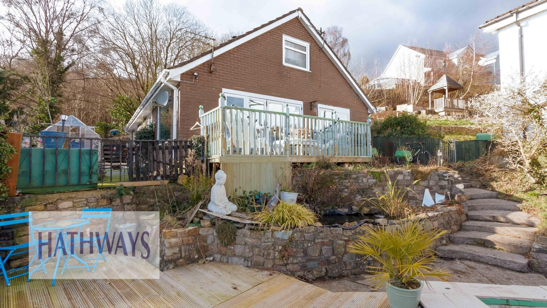 3 bed bungalow for sale in Oaks Road, NP4