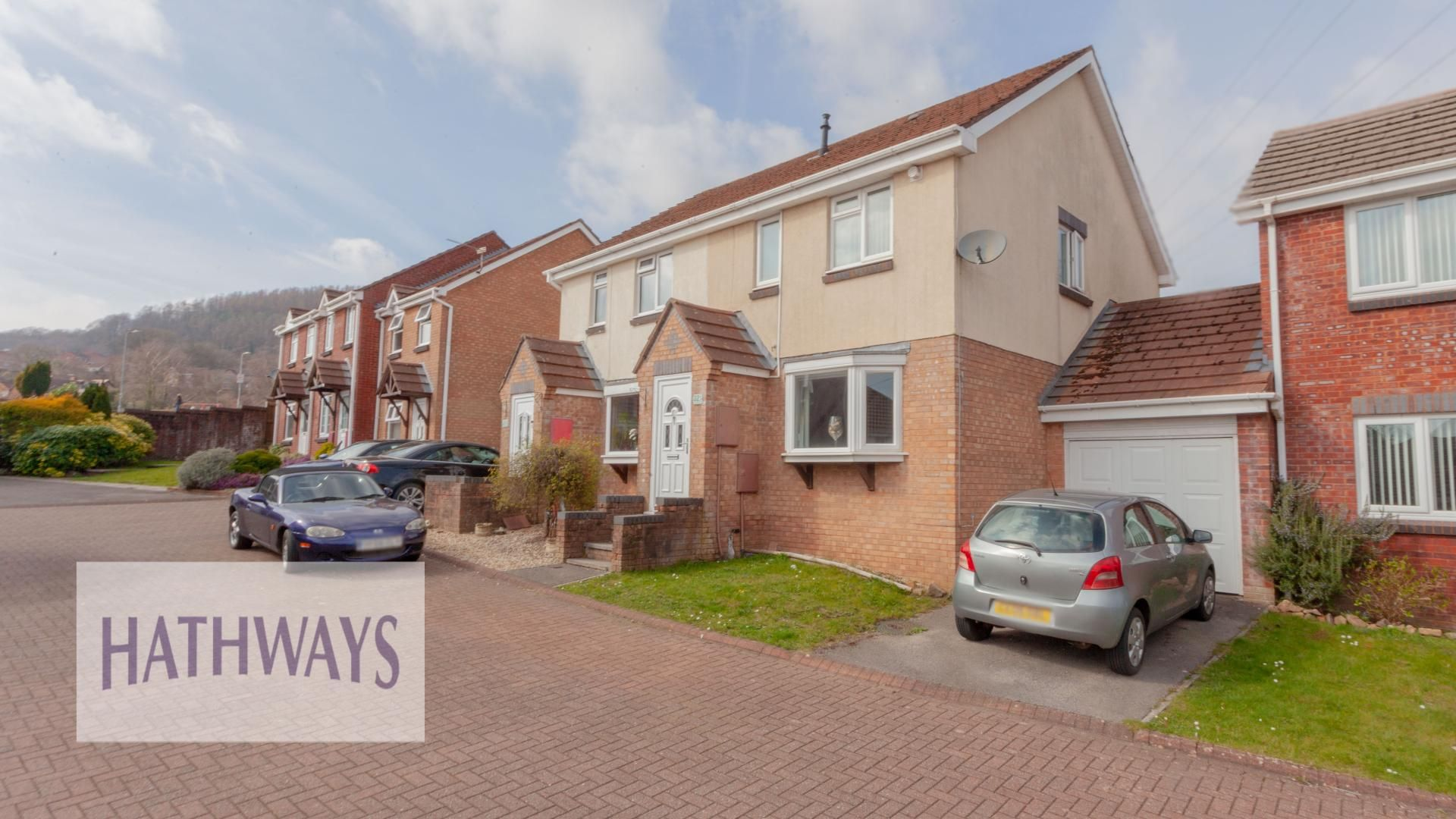 3 bed house for sale in Pant Gwyn Close, NP44