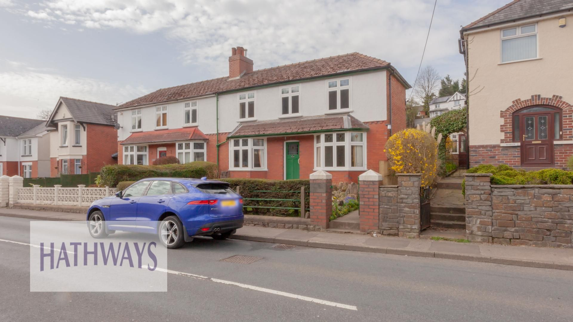 3 bed house for sale in Cwmavon Road, NP4