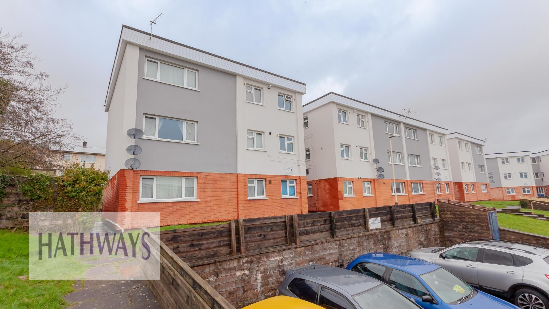 2 bed flat for sale in Kemys Fawr Close, NP4