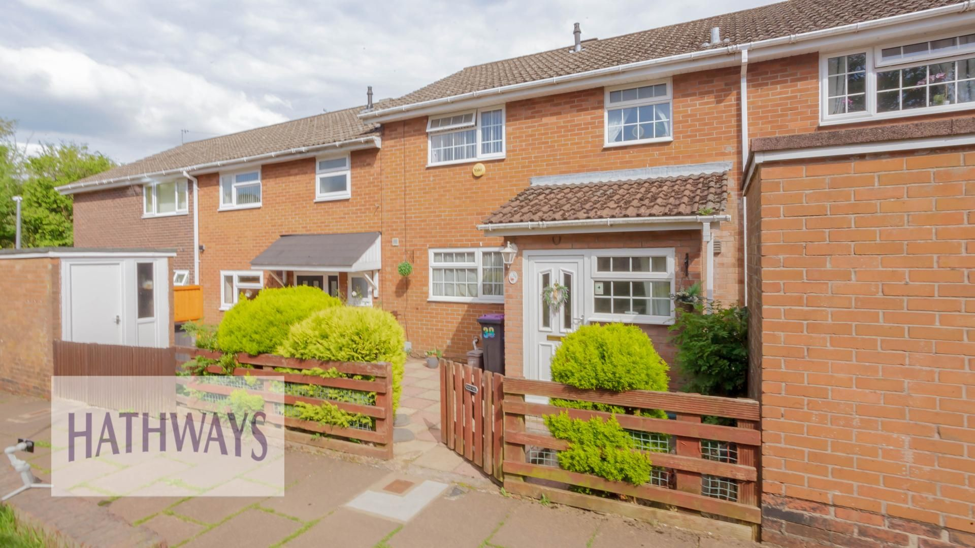 3 bed house for sale in Broome Path, NP44