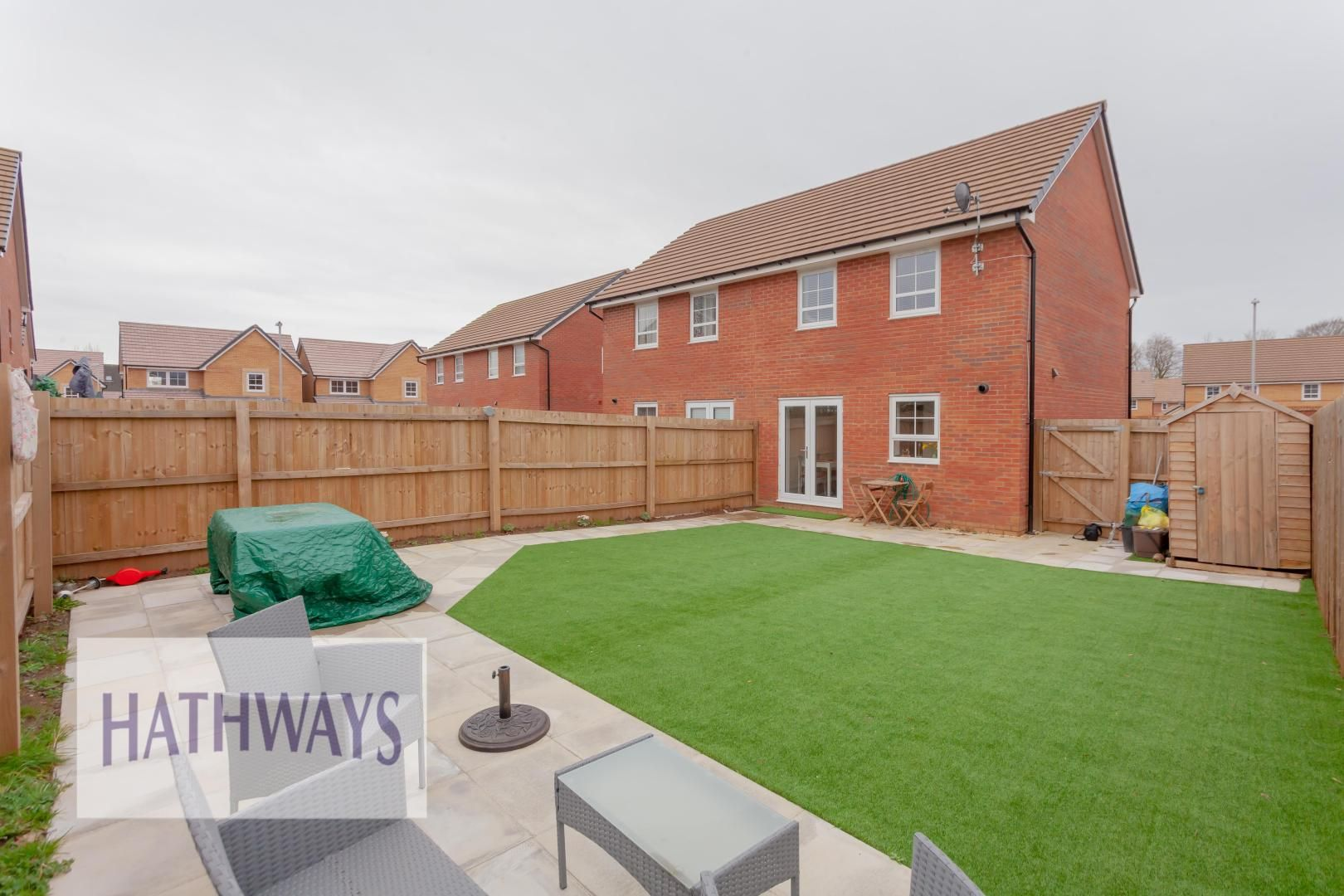 3 bed house for sale in James Prosser Way 36