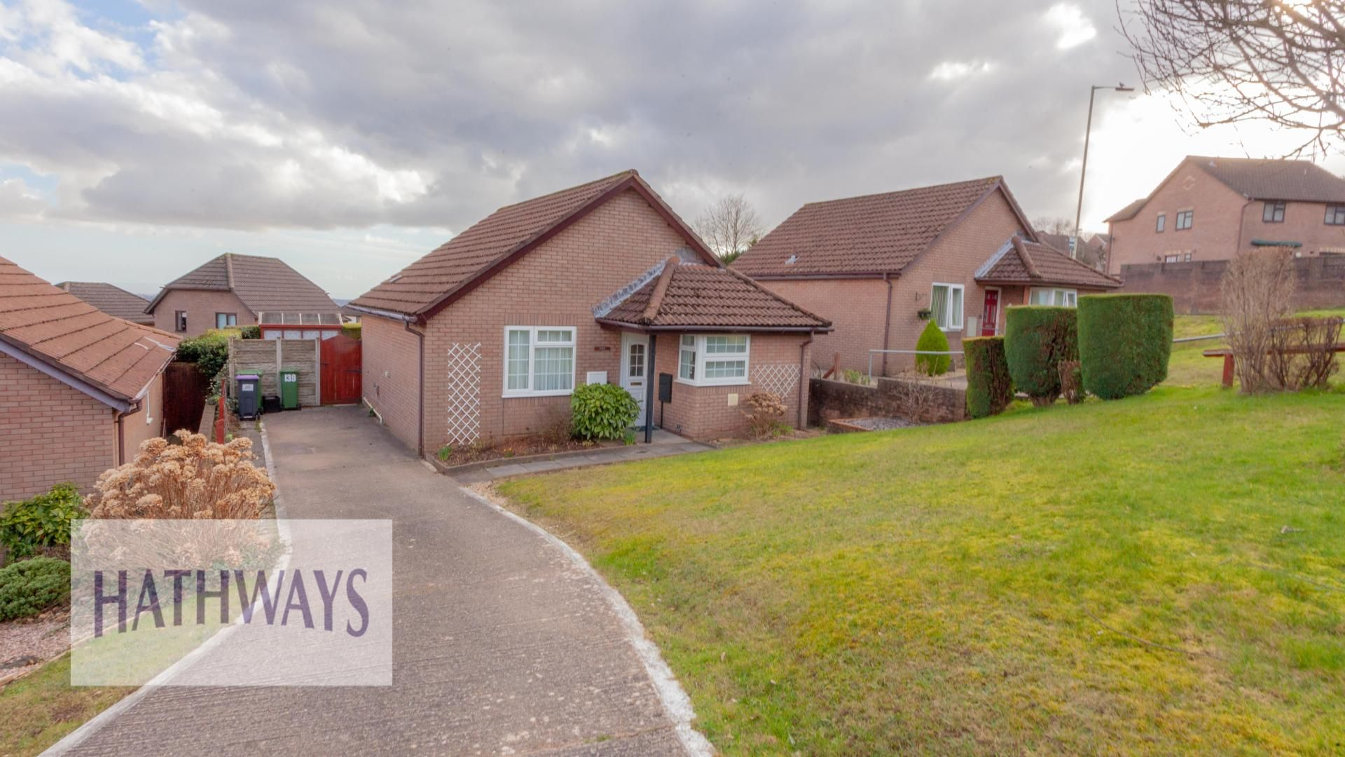 2 bed bungalow for sale in Daffodil Court, NP44