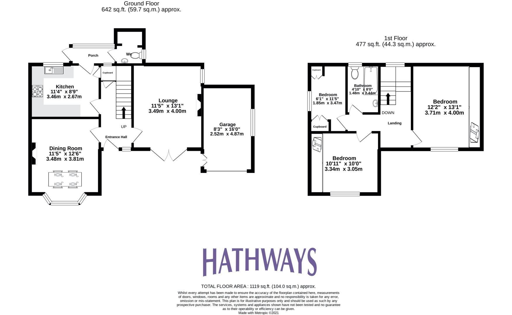 3 bed house for sale in Parc Avenue  - Property Image 2