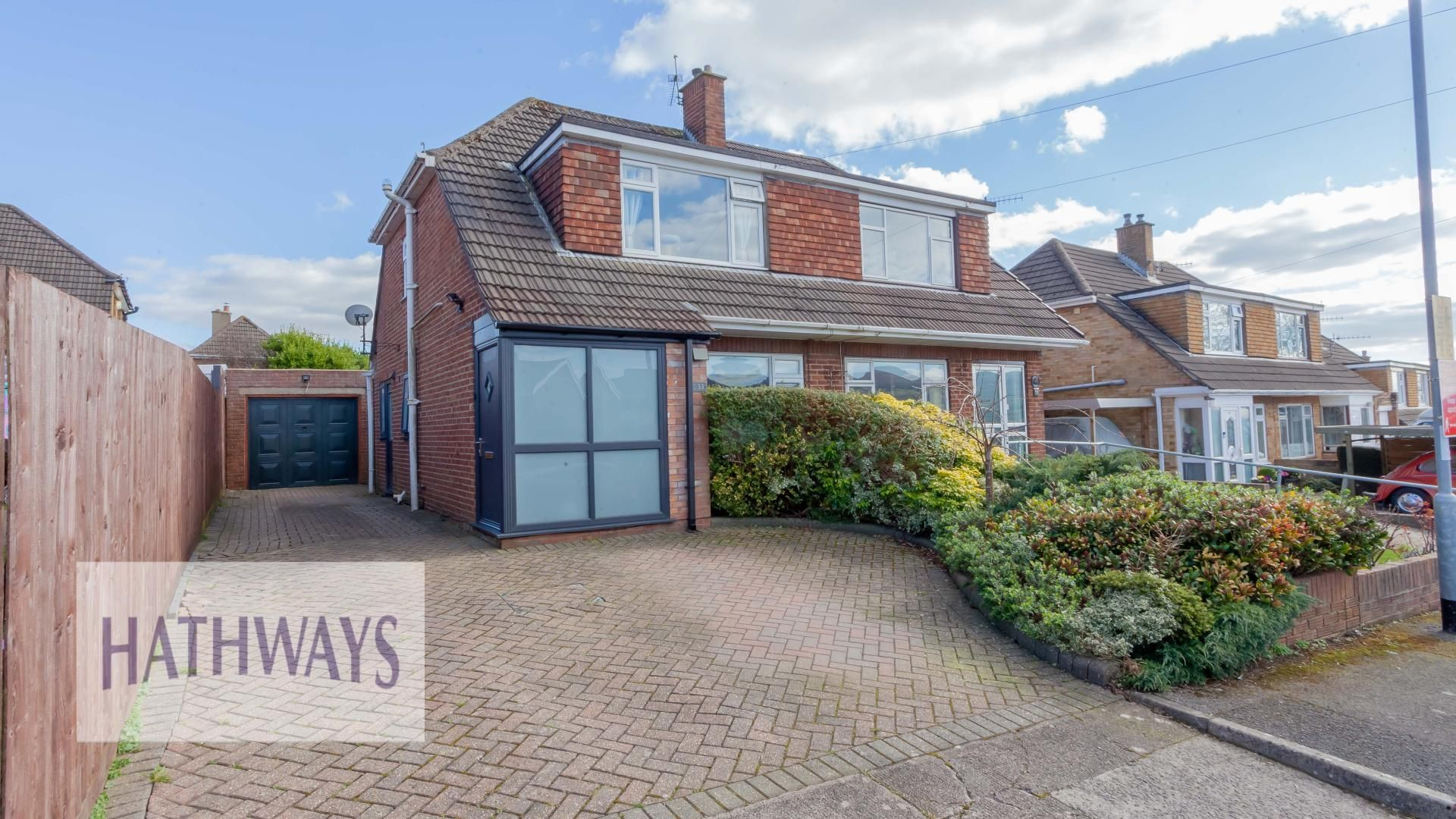 3 bed house for sale in Hillcrest, NP4