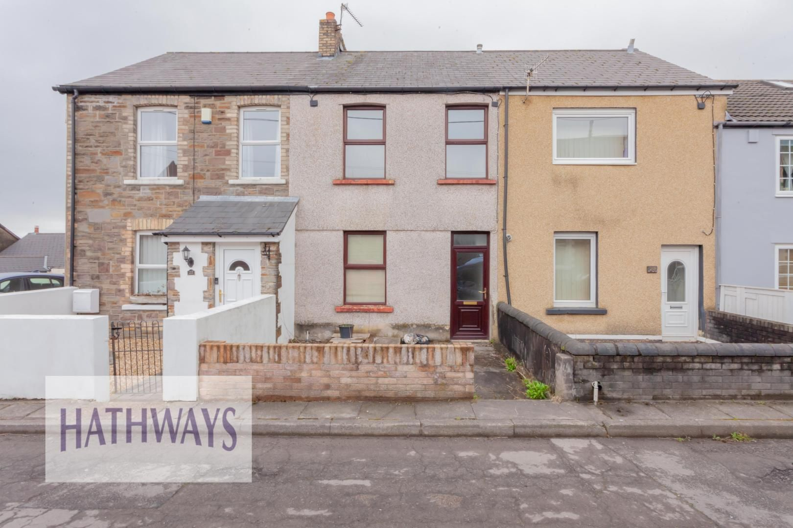 2 bed house for sale in Park Street, NP4