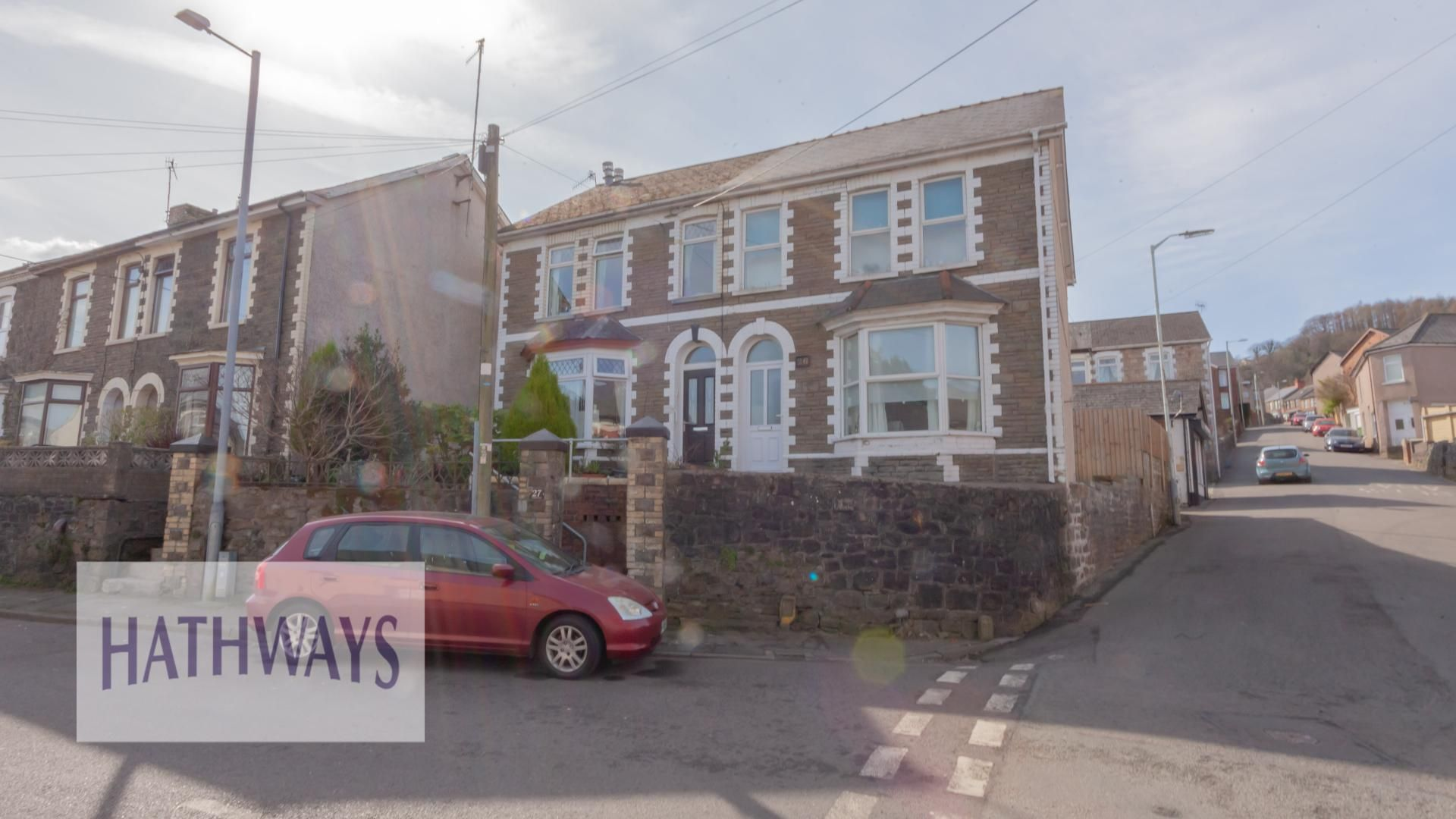 3 bed house for sale in Wainfelin Road, NP4