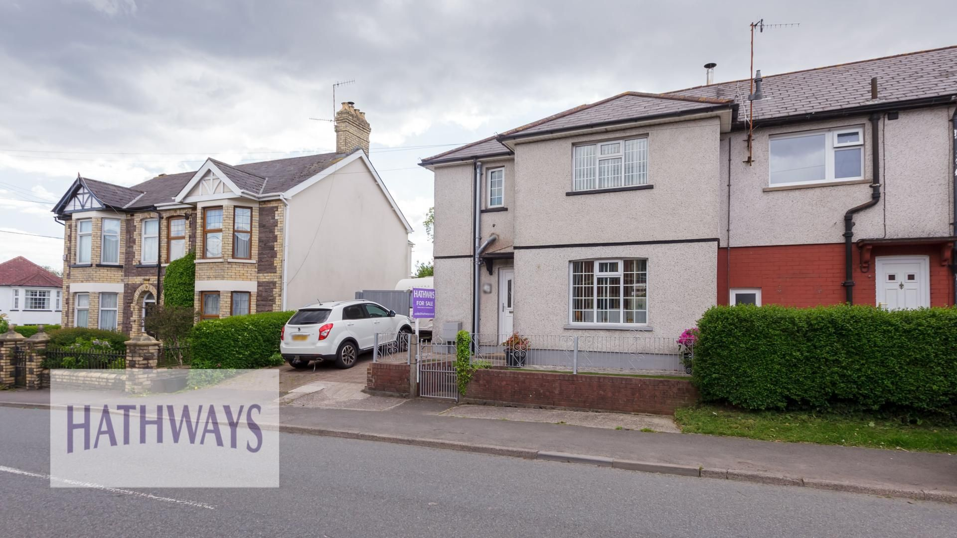 3 bed house for sale in Lowlands Road, NP44