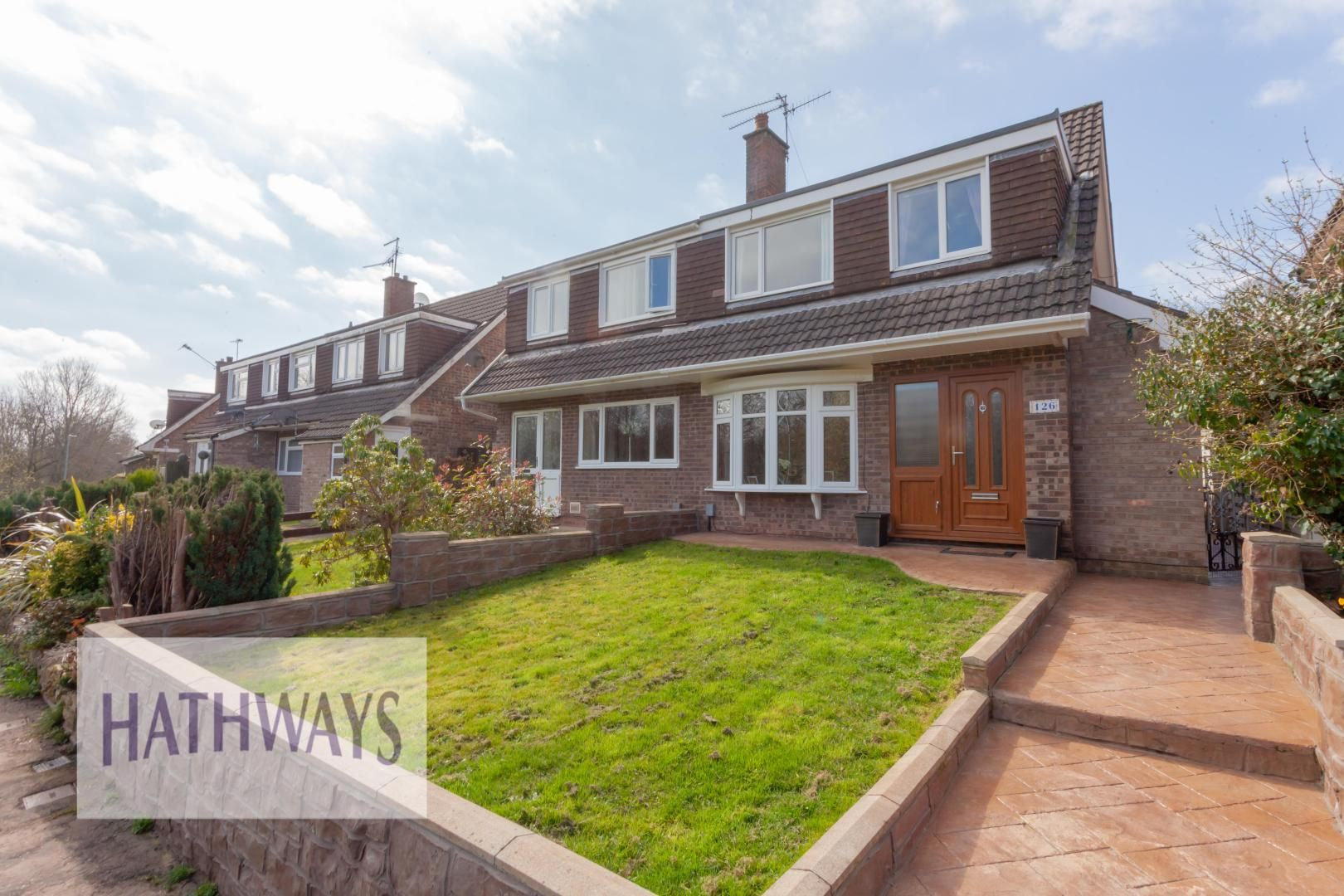 3 bed house for sale in Claremont, NP20