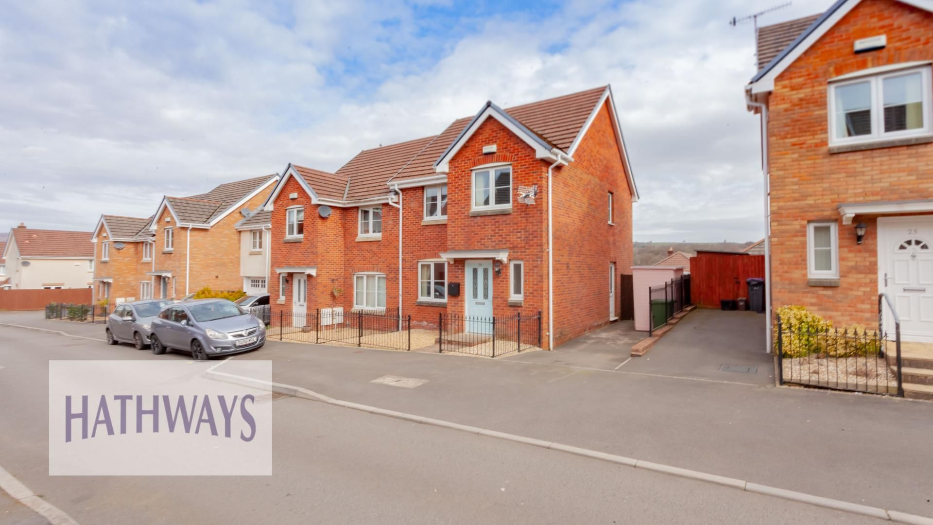 3 bed house for sale in Hanbury Grove, NP4