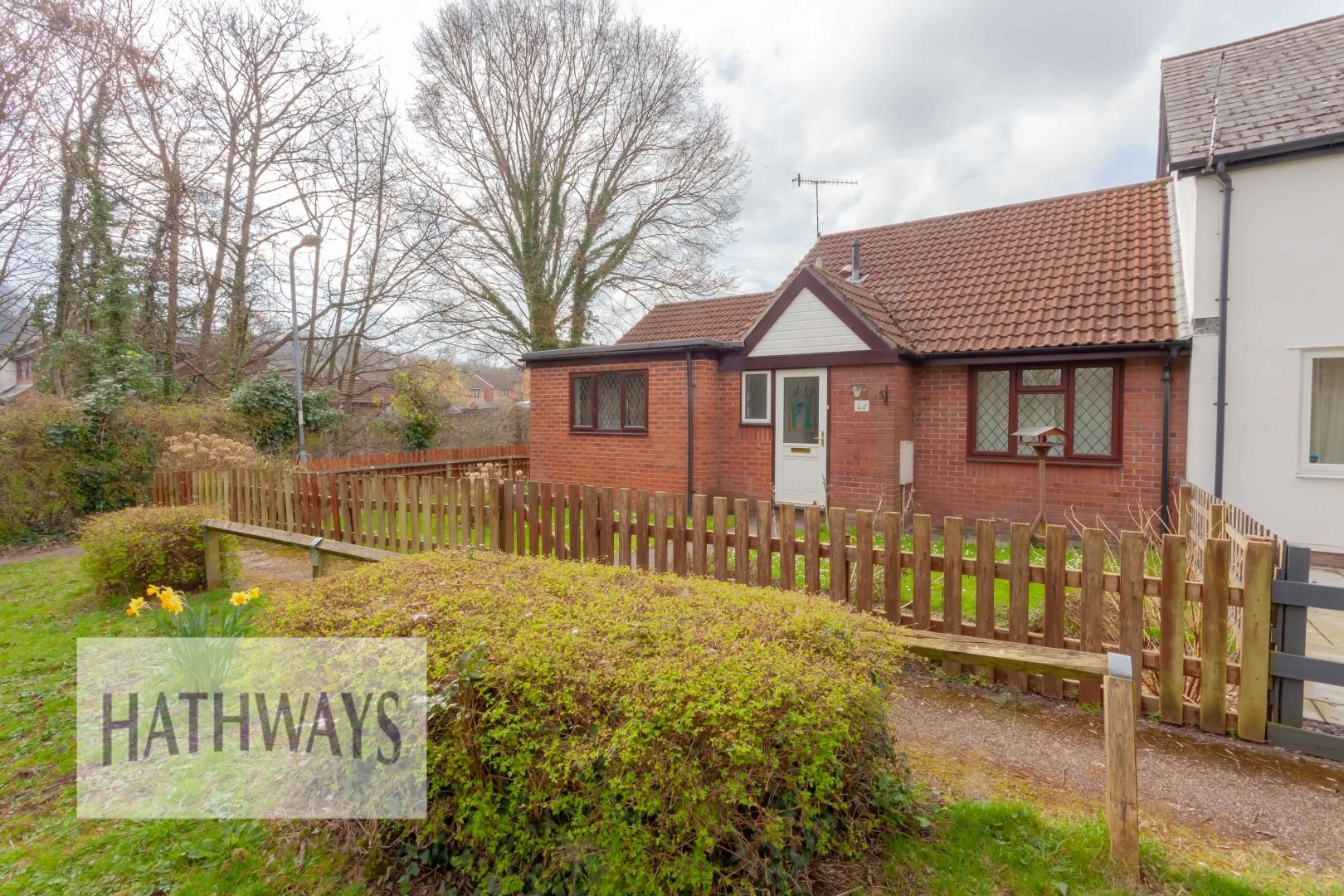 2 bed bungalow for sale in Gifford Close, NP44