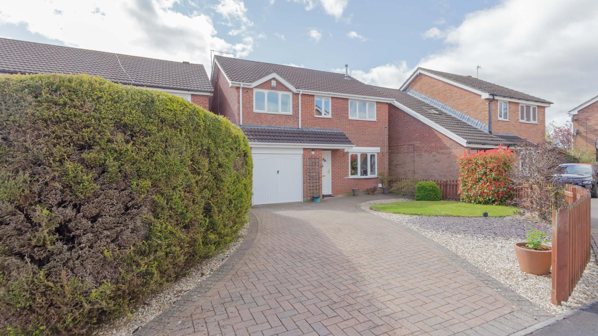 4 bed house for sale in Blackthorn Grove, NP18