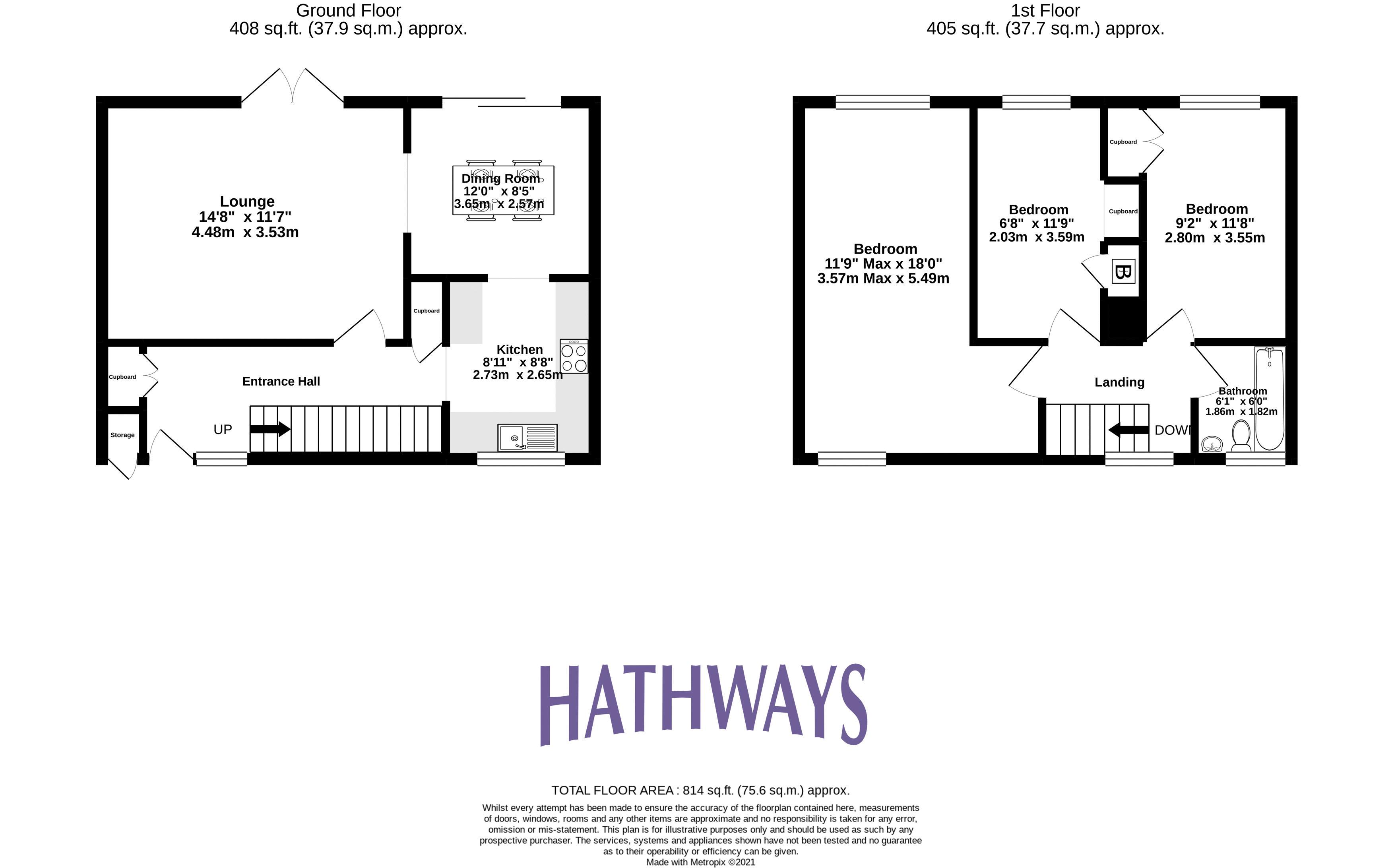 3 bed  for sale in East Roedin - Property Floorplan