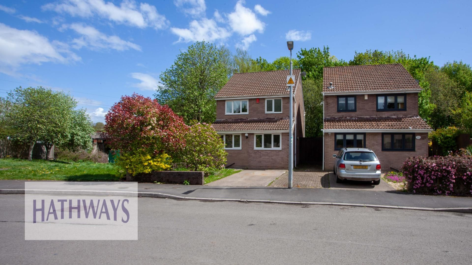 3 bed house for sale in Forge Close, NP18