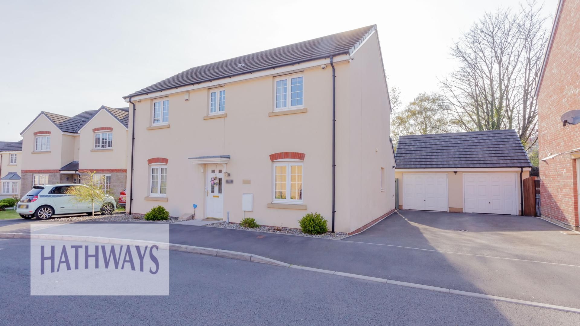 4 bed house for sale in Parc Panteg, NP4