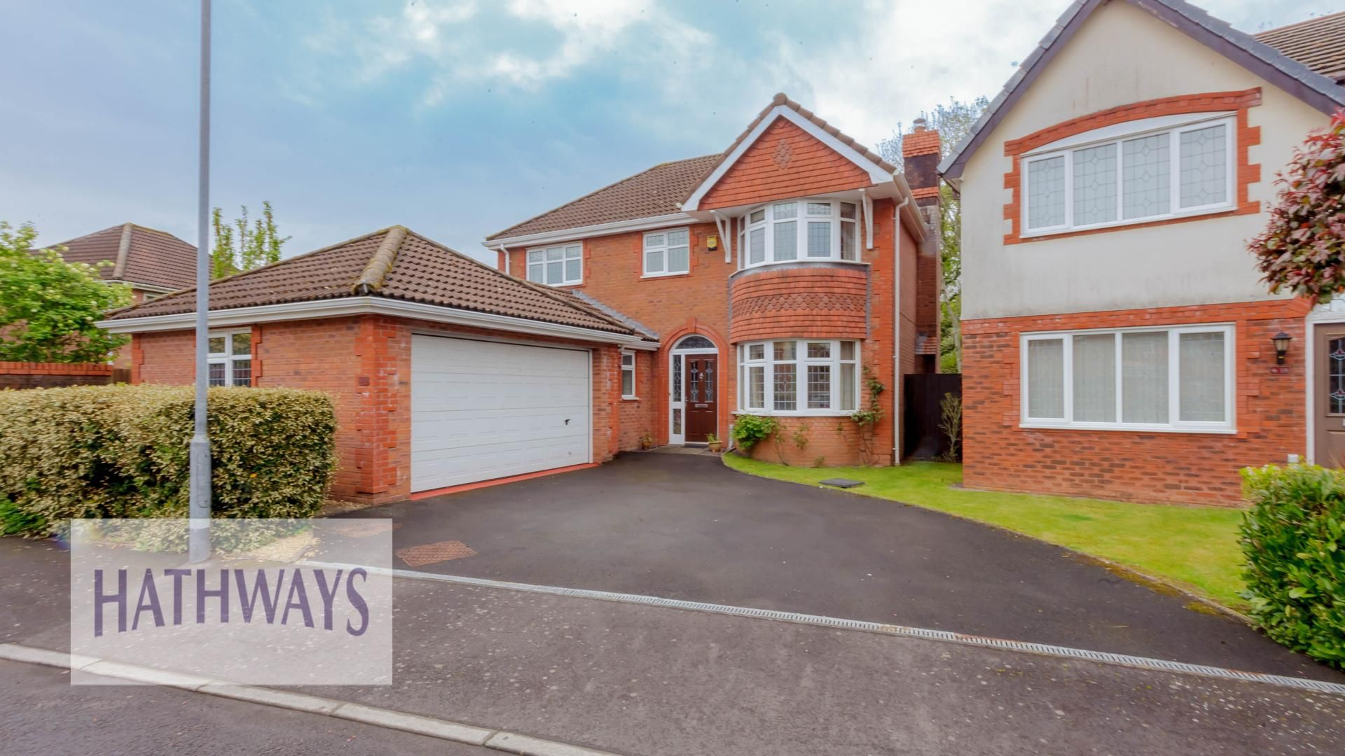 4 bed house for sale in Lansdowne Gardens, NP44