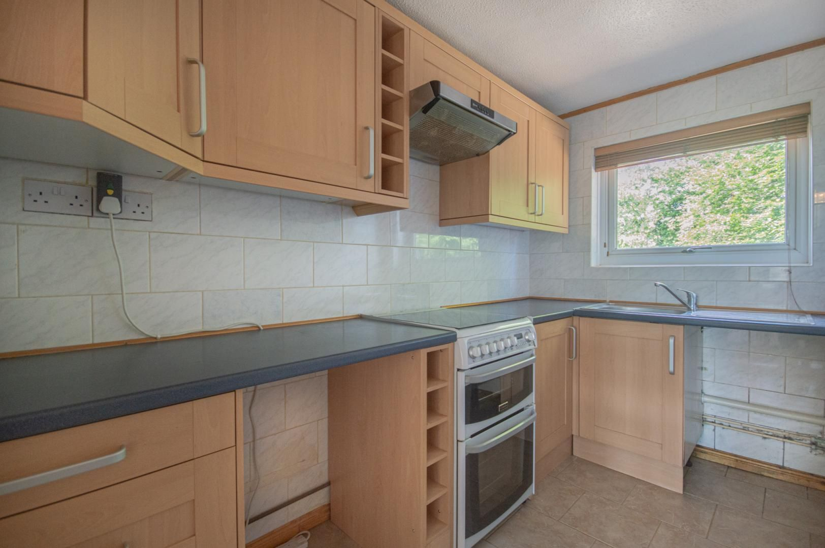 1 bed flat to rent in Afon Terrace 6