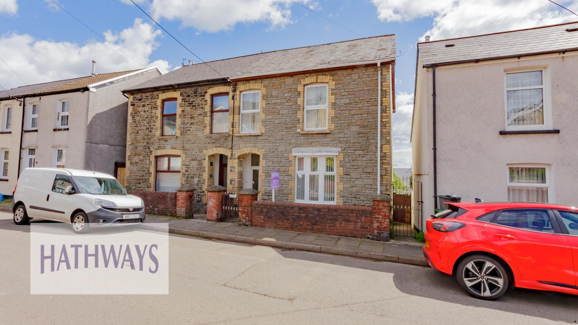 3 bed house for sale in Picton Street, NP4