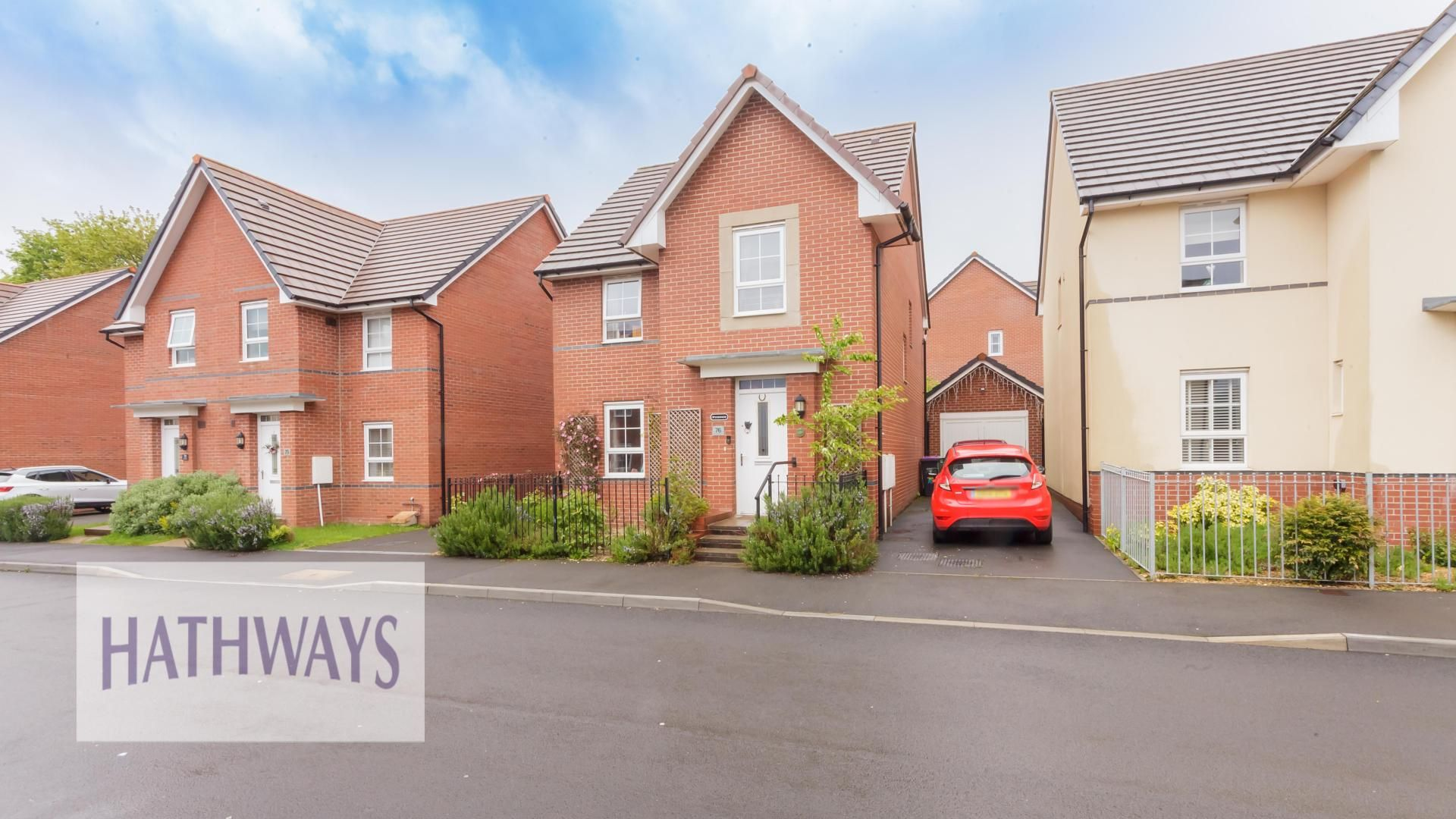 4 bed house for sale in John Jobbins Way, NP4