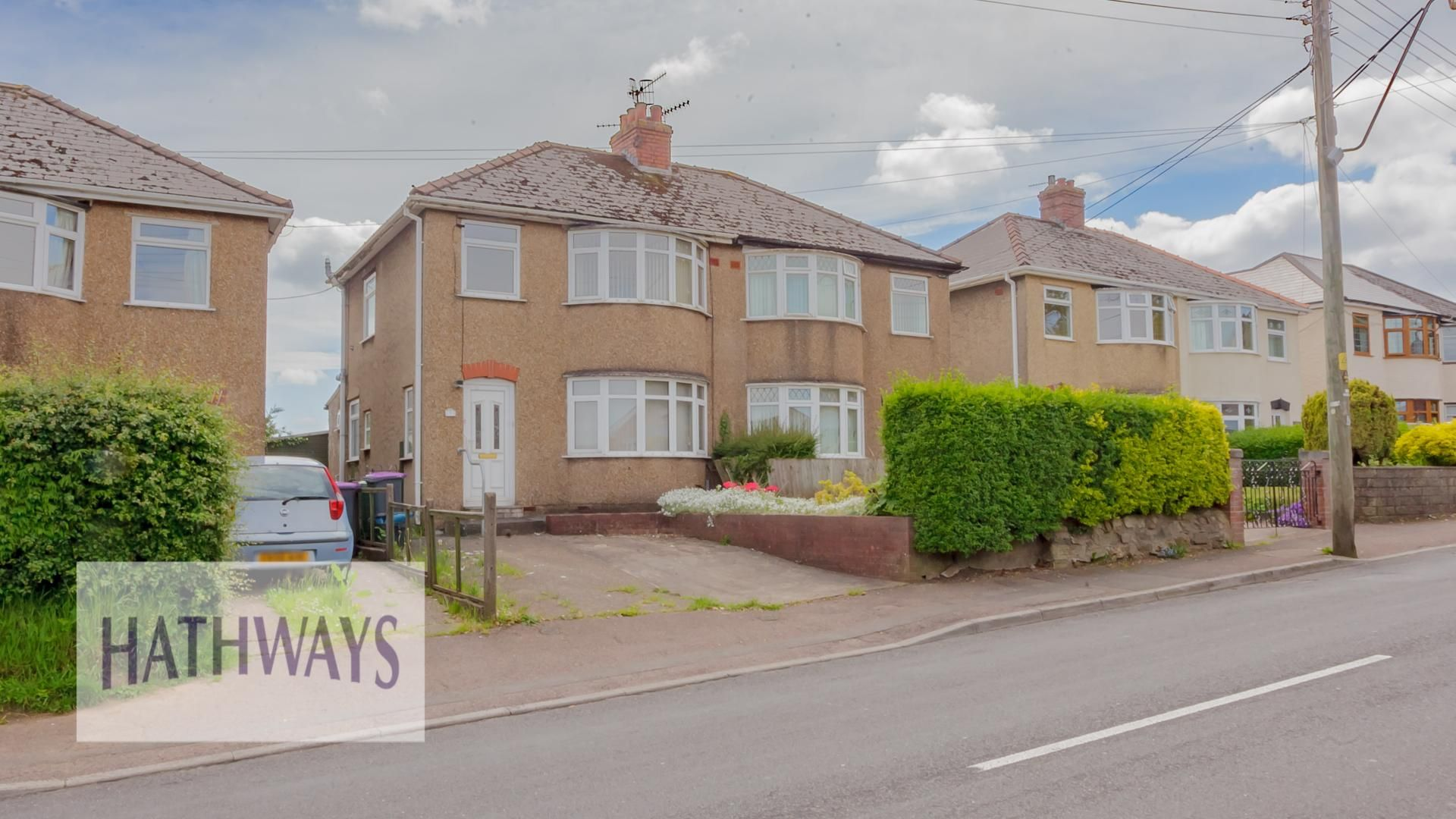 3 bed house for sale in Five Locks Road, NP44