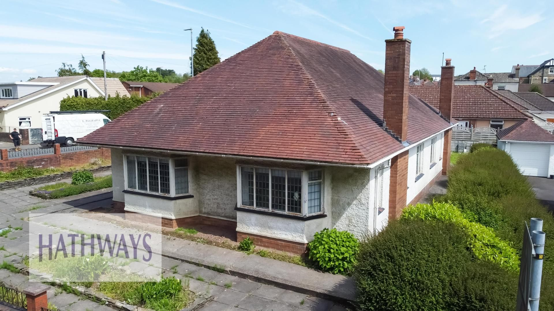 3 bed bungalow for sale in Christchurch Road, NP19