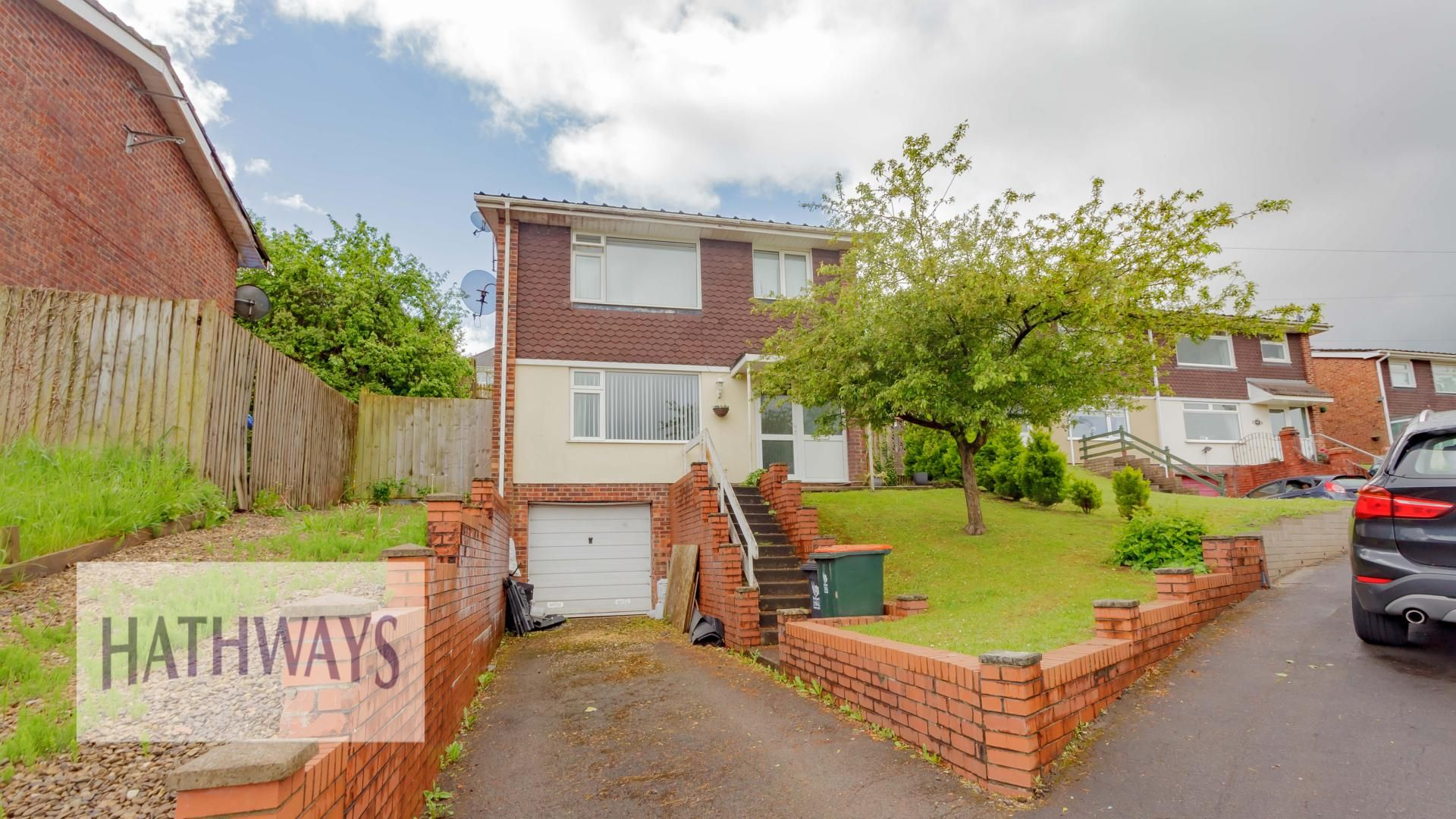3 bed house for sale in The Moorings, NP19