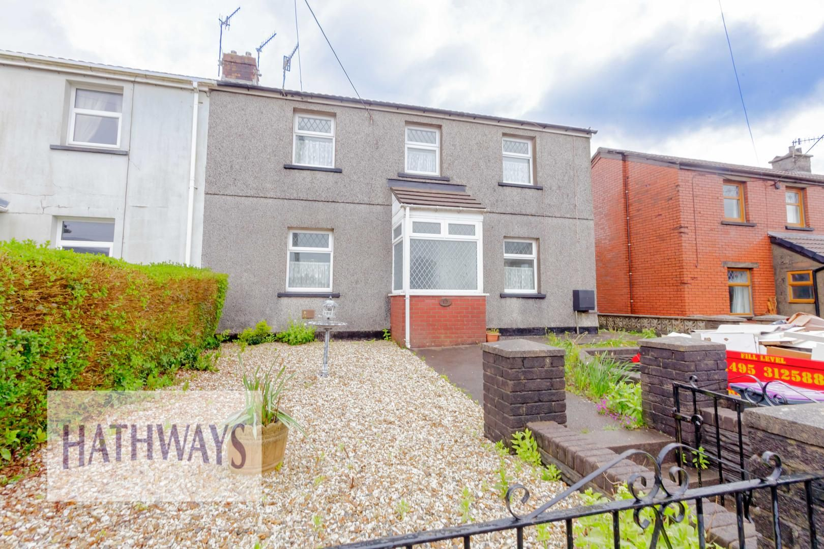 3 bed house for sale in Brynwern, NP4