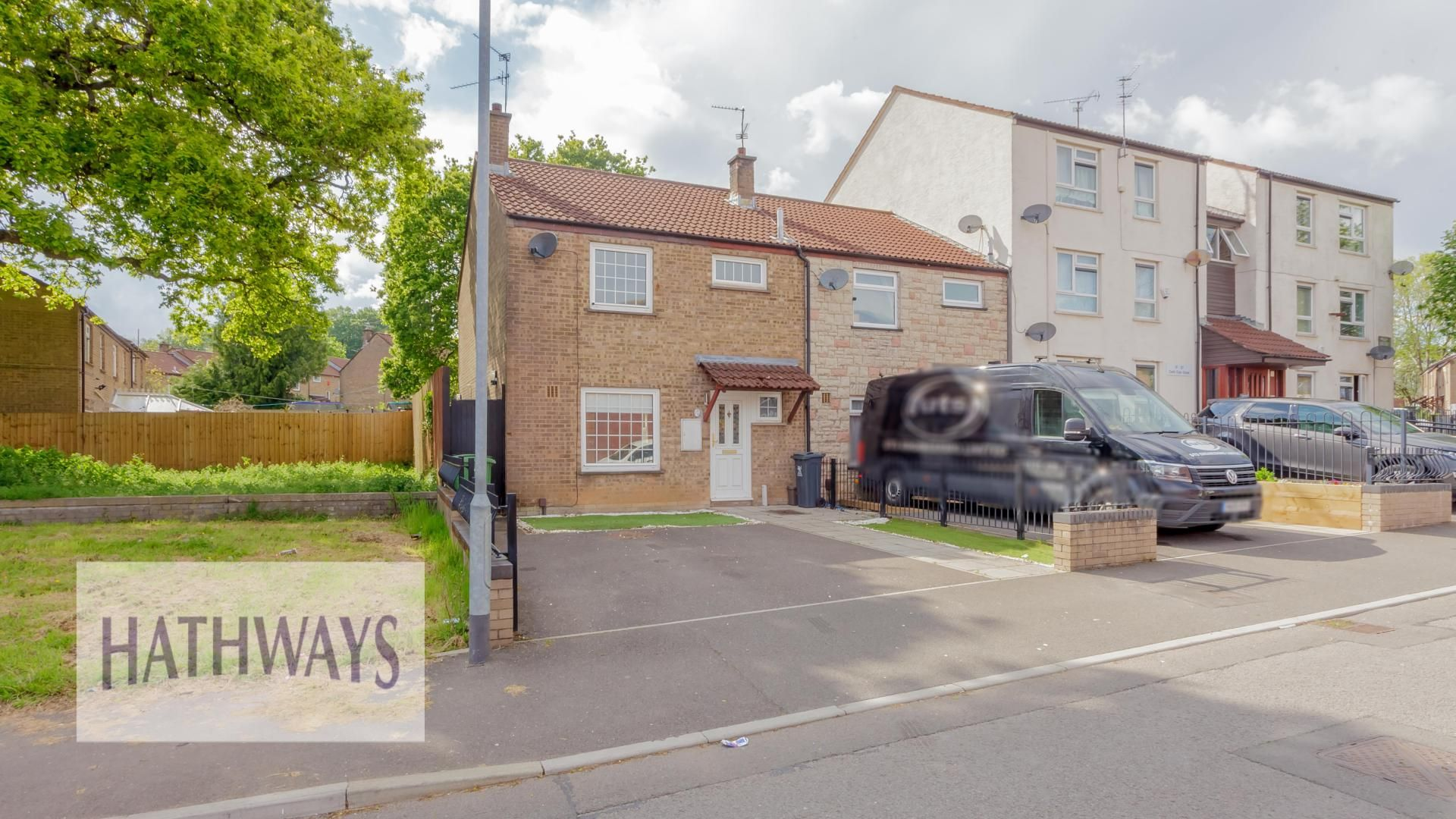 3 bed house for sale in Cathcob Close, CF3