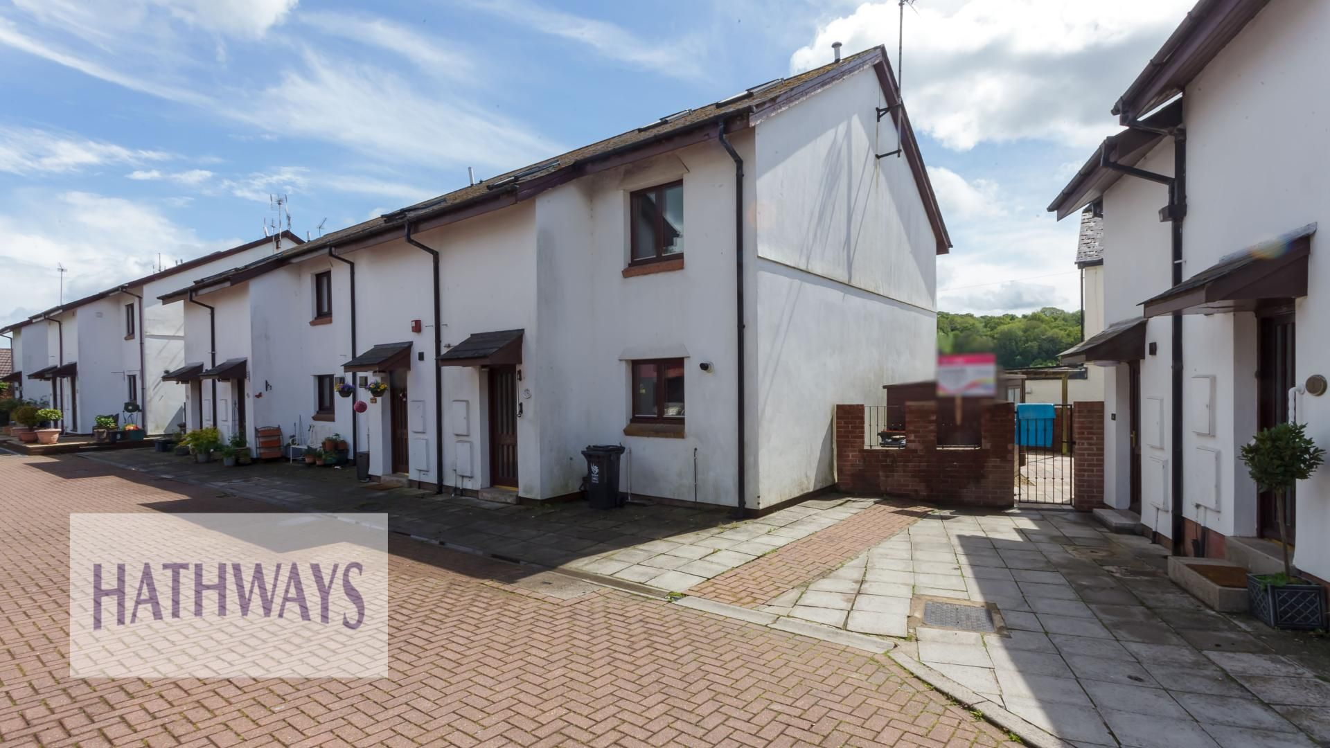 3 bed house for sale in Hanbury Close, NP18