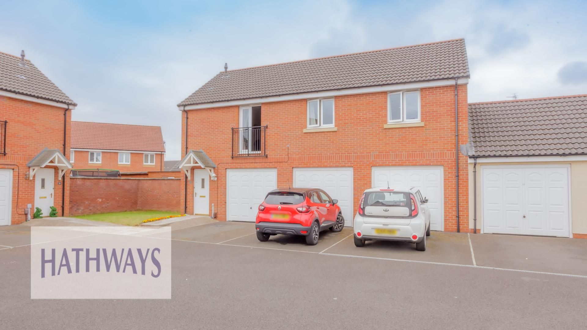 2 bed flat for sale in Brinell Square, NP19