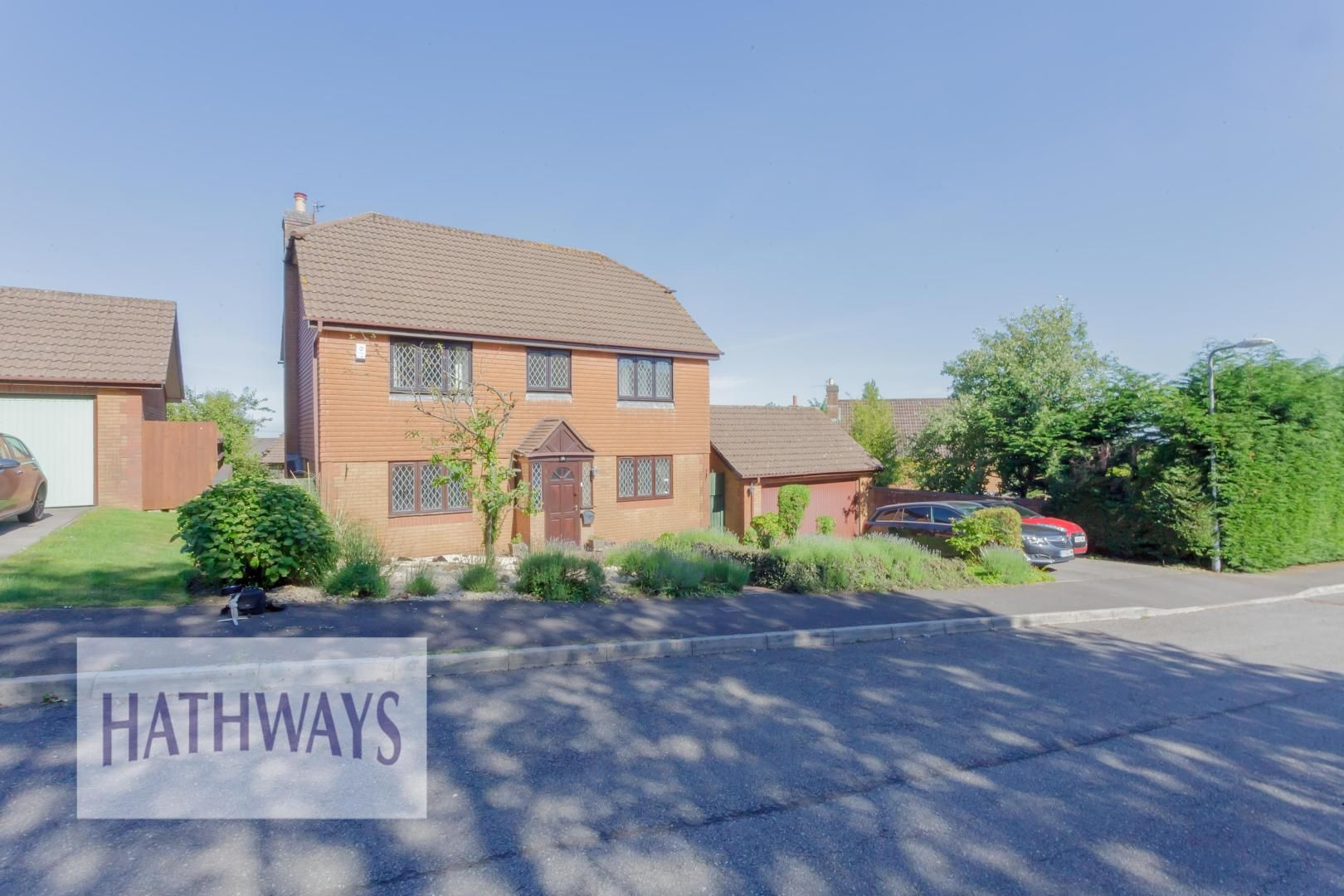4 bed house for sale in Dorallt Close, NP44