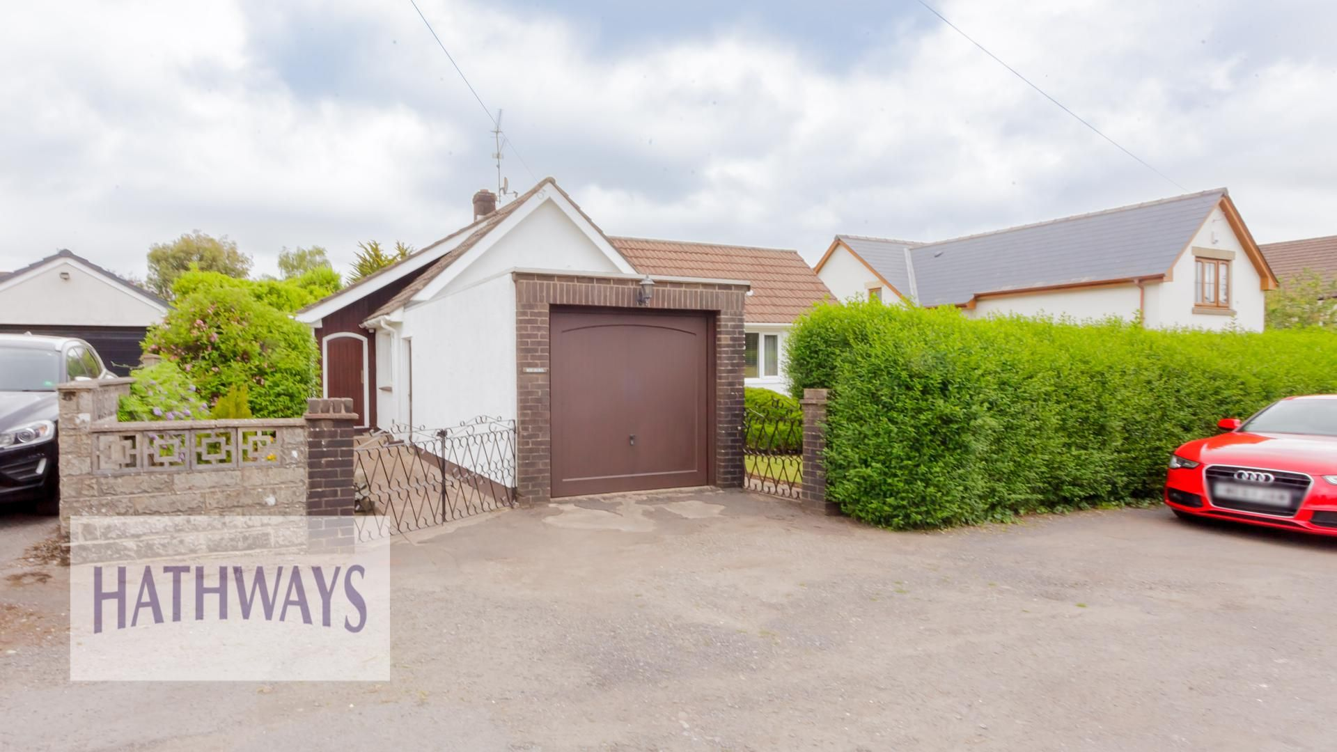 3 bed bungalow for sale in Lansdowne Road, NP18