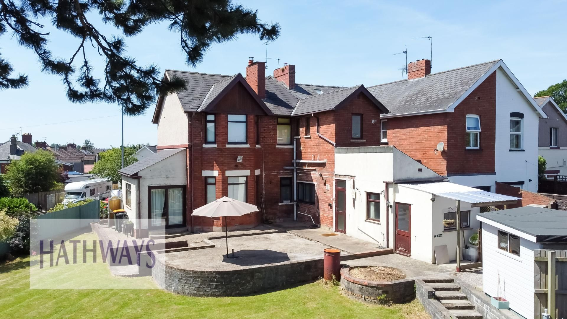 4 bed house for sale in Station Road  - Property Image 59