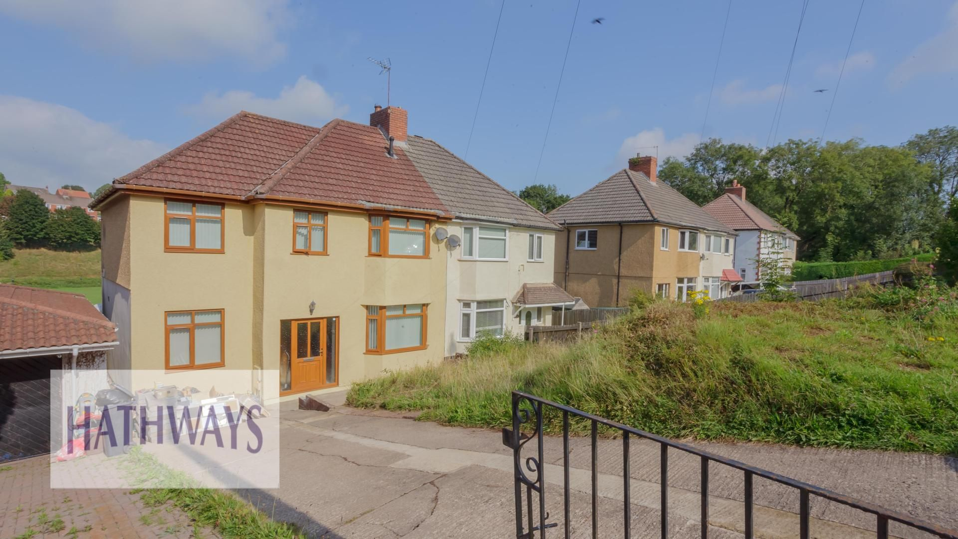 3 bed house for sale in Bassaleg Road, NP20