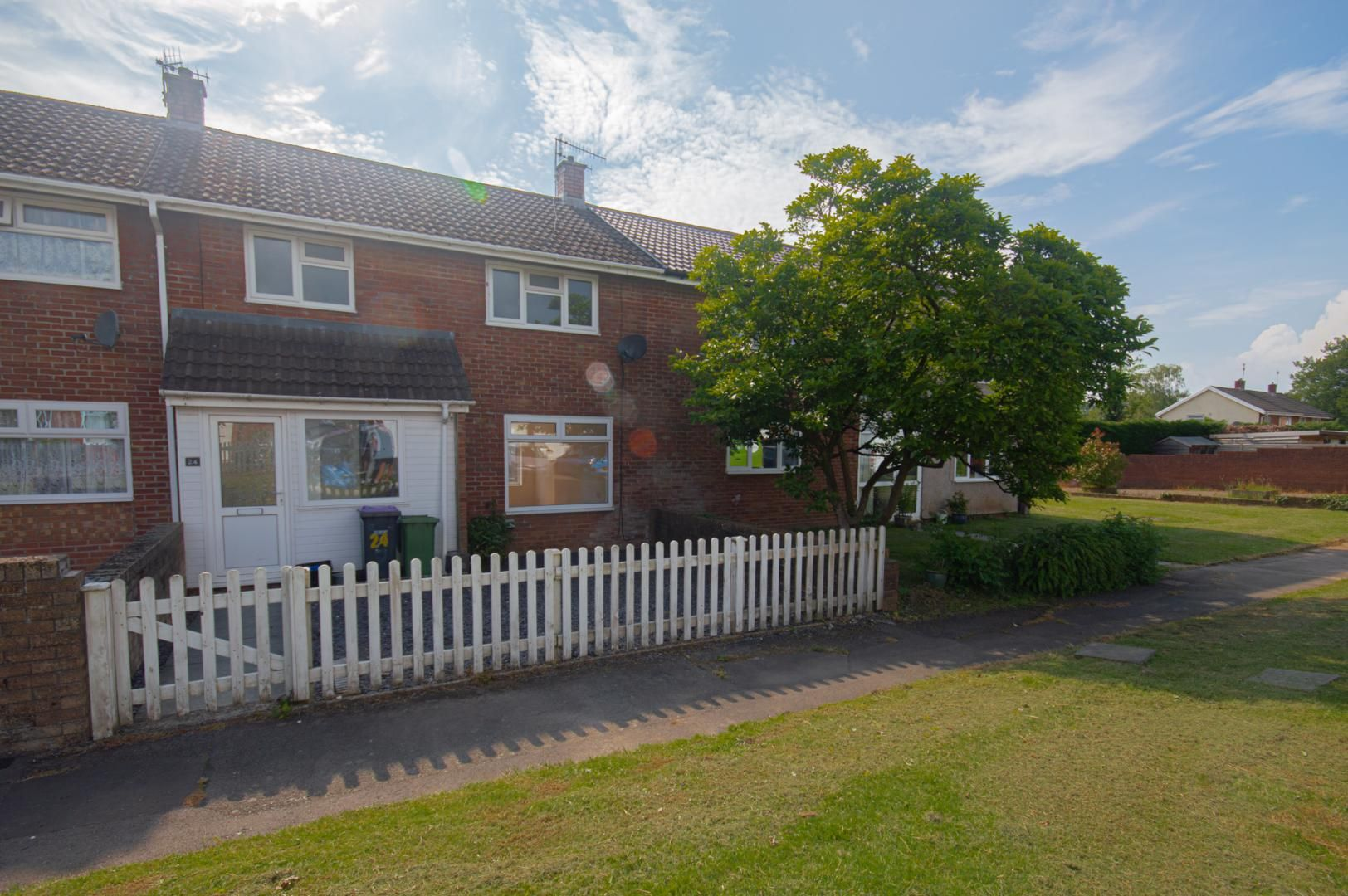3 bed house to rent in Rumney Walk, NP44