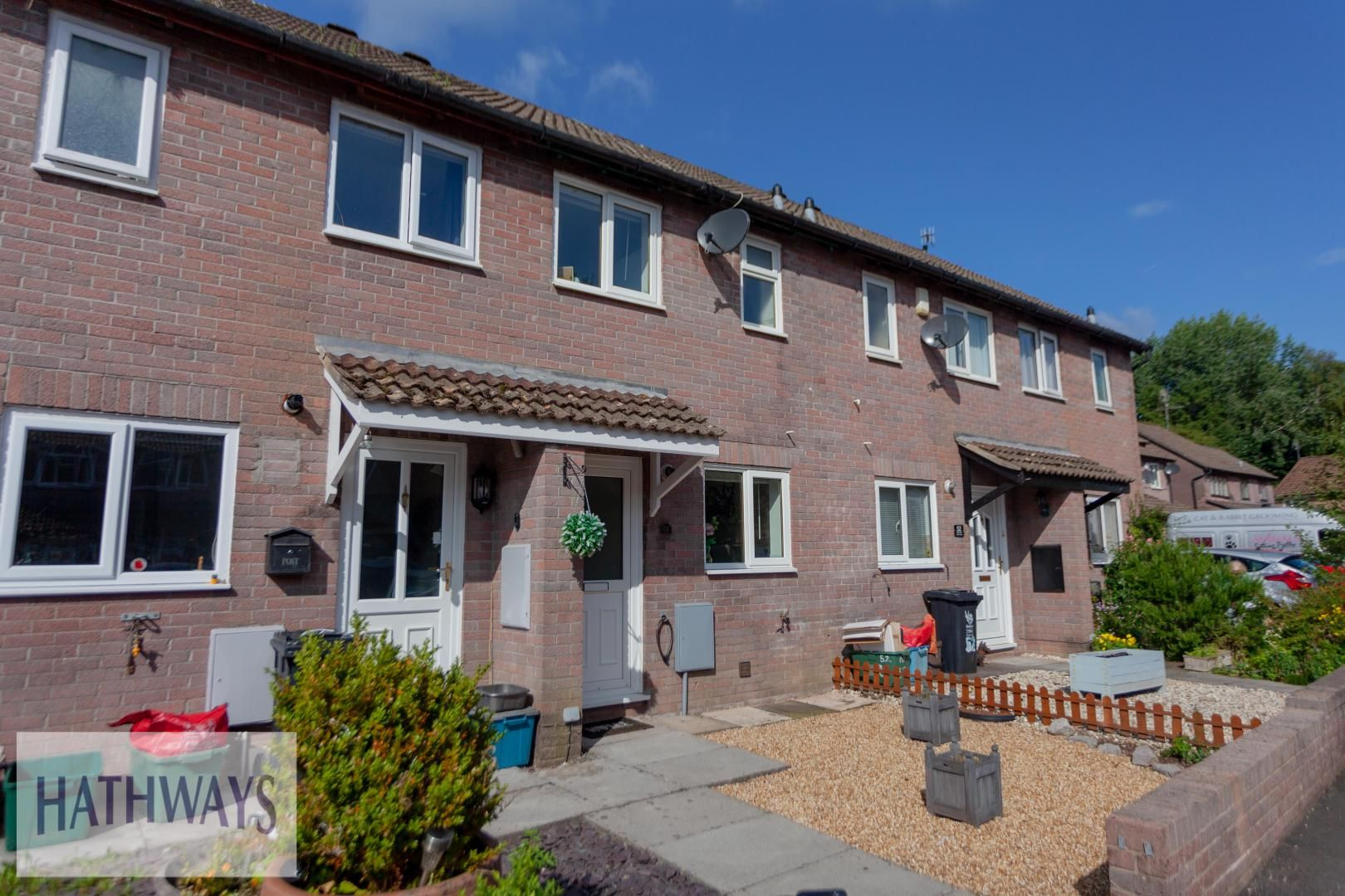 2 bed house for sale in Forge Close, NP18