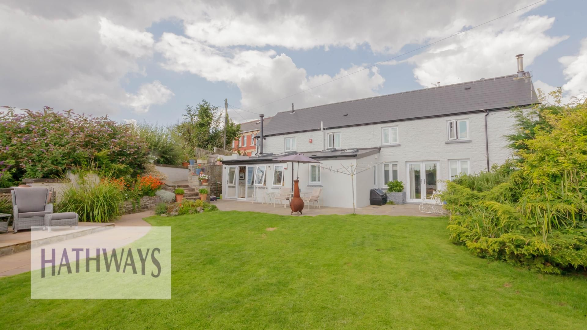 3 bed house for sale in Tranch Road, NP4