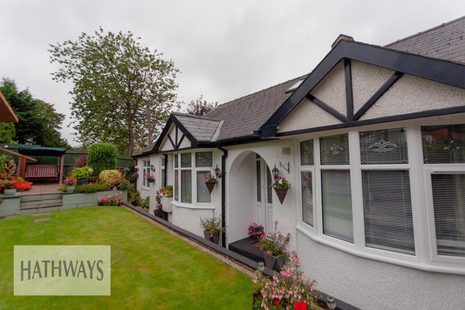 5 bed bungalow for sale in Usk Road, NP4
