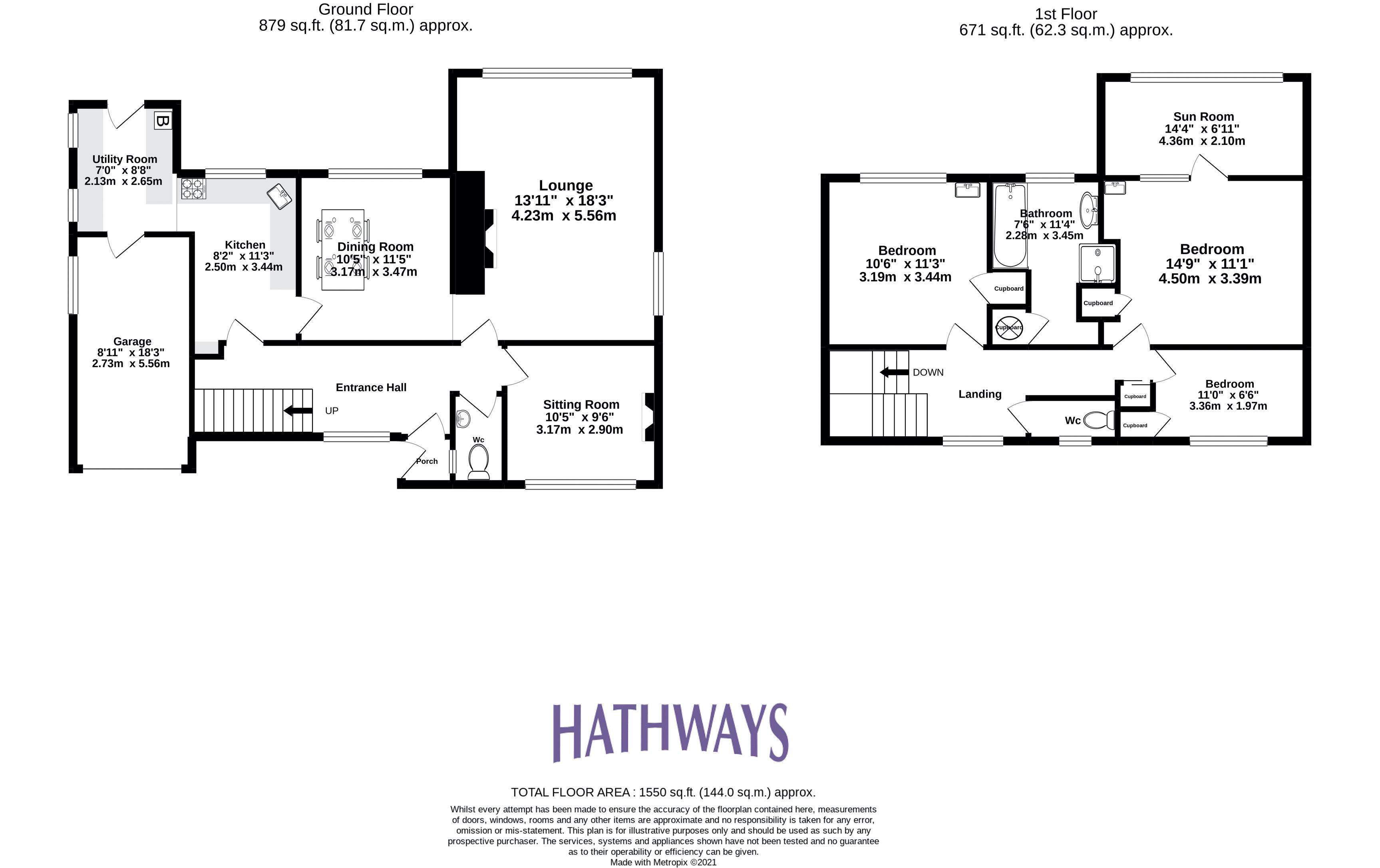 3 bed house for sale in Caerleon Road - Property Floorplan