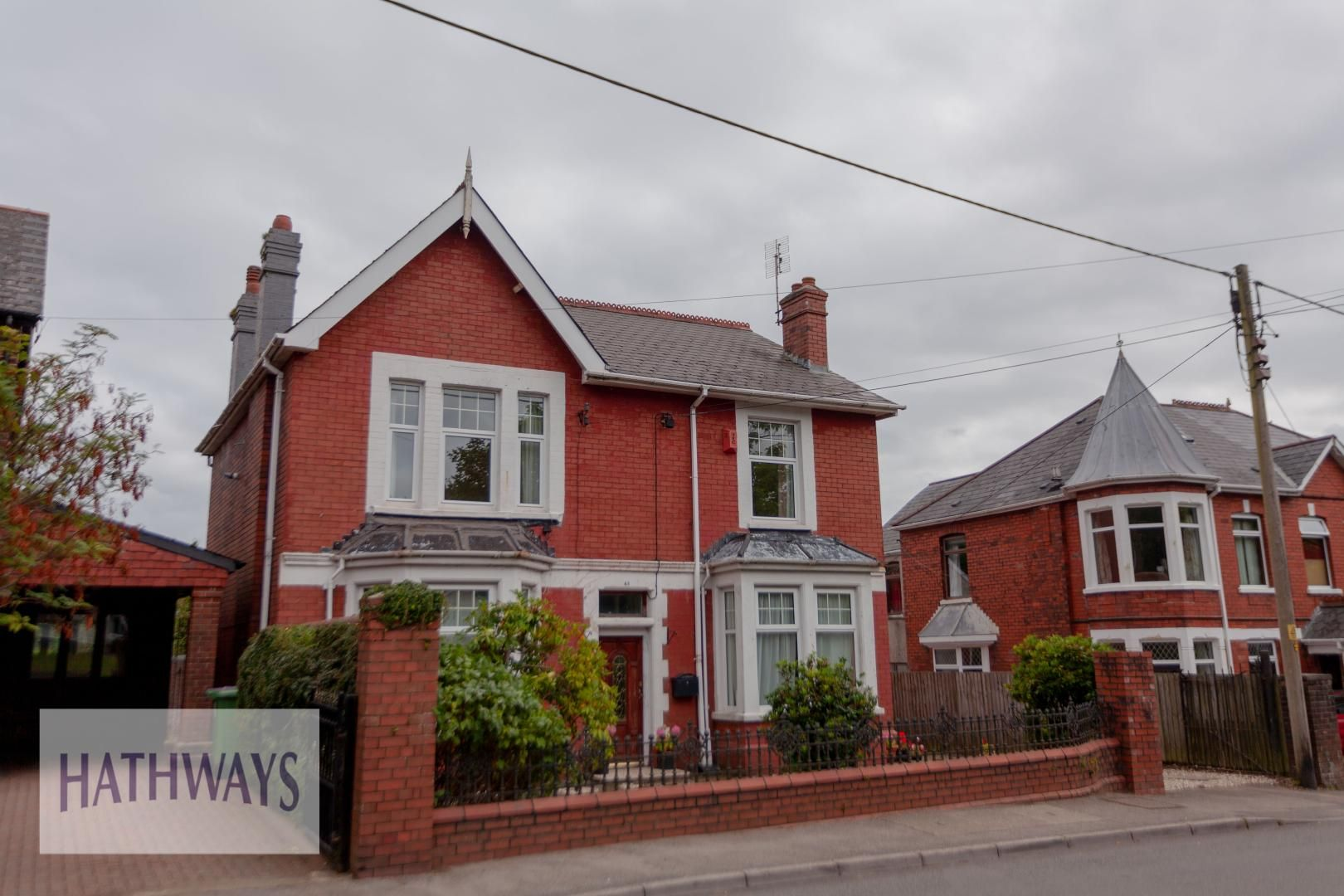 4 bed house for sale in 43 Greenhill Road, NP4