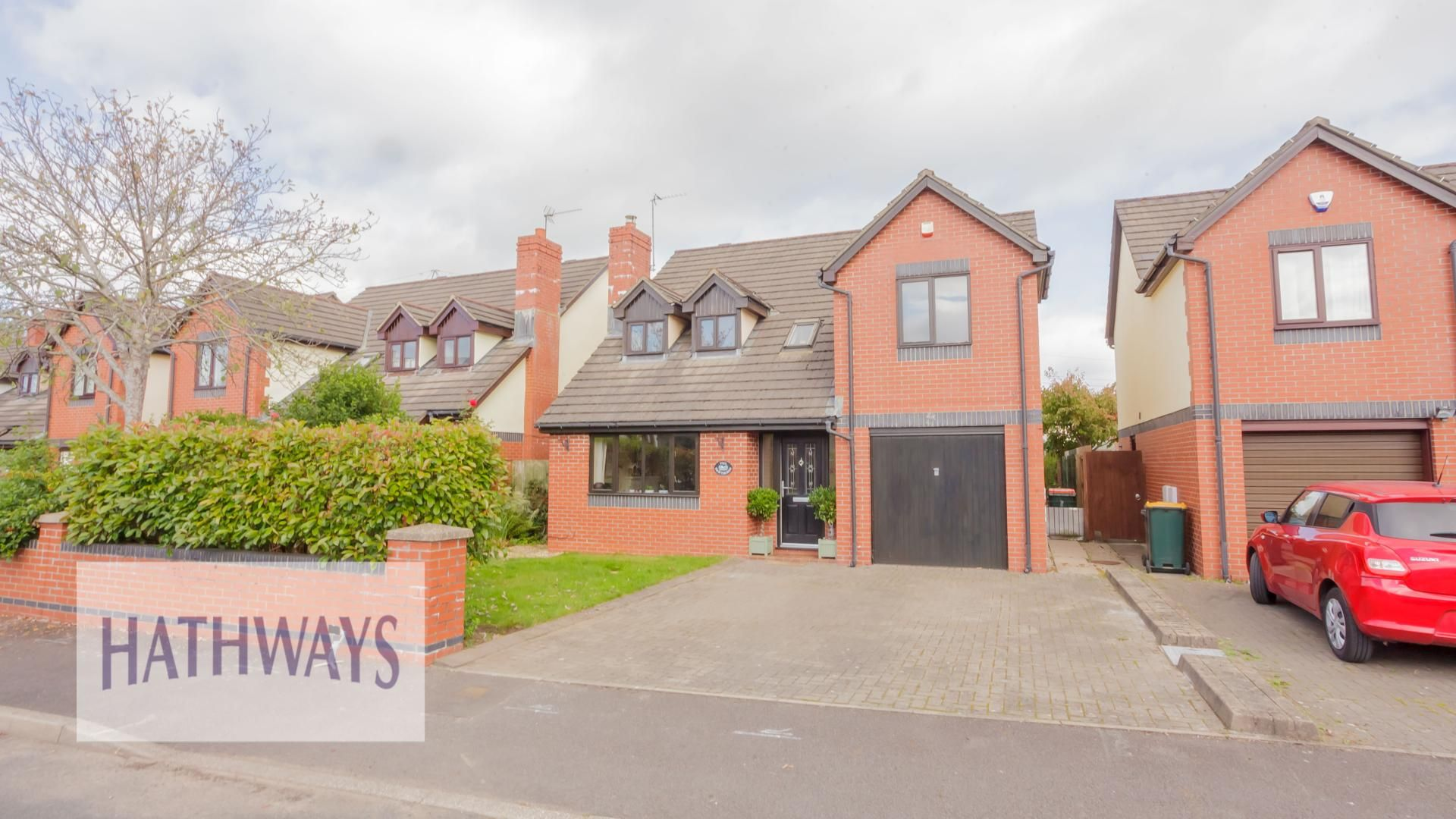 4 bed house for sale in The Hawthorns, NP18