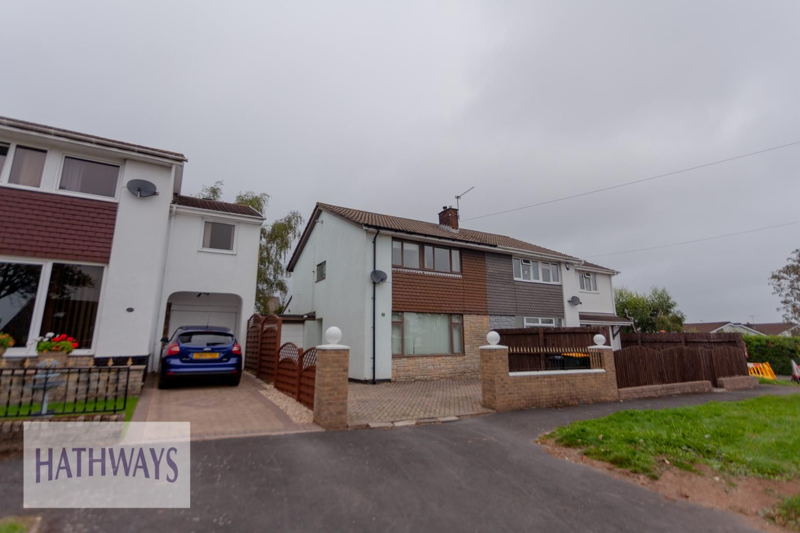 3 bed house for sale in Highfield Road, NP18