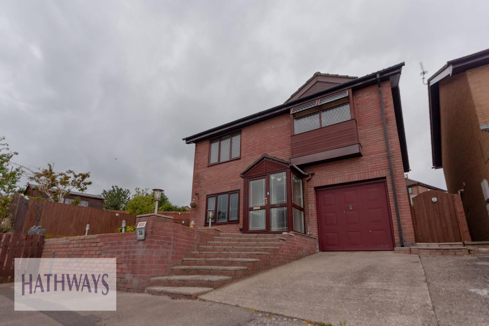4 bed house for sale in Thistle Court, NP44