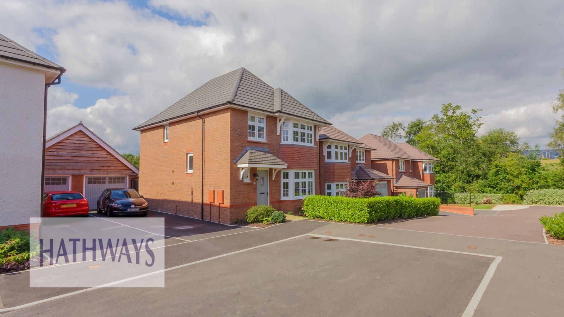 4 bed house for sale in The Maltings, NP44