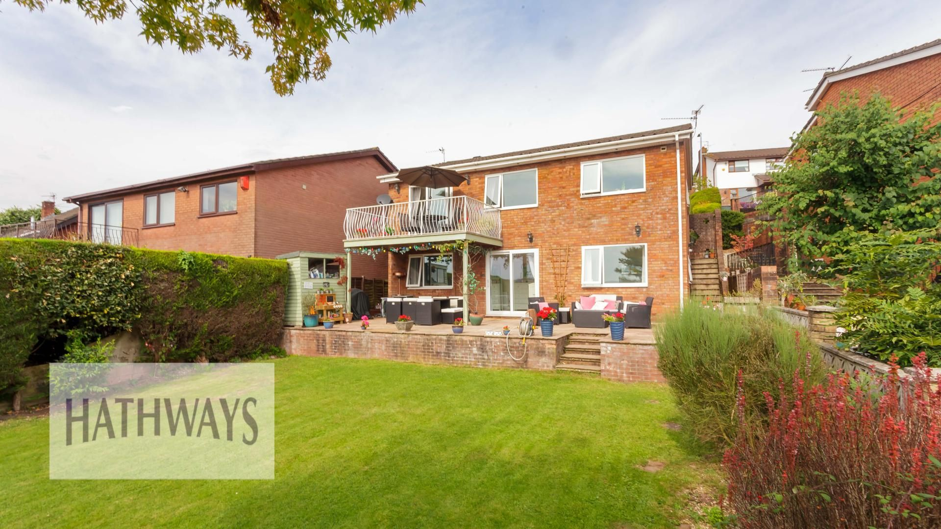4 bed house for sale in Trinity View, NP18