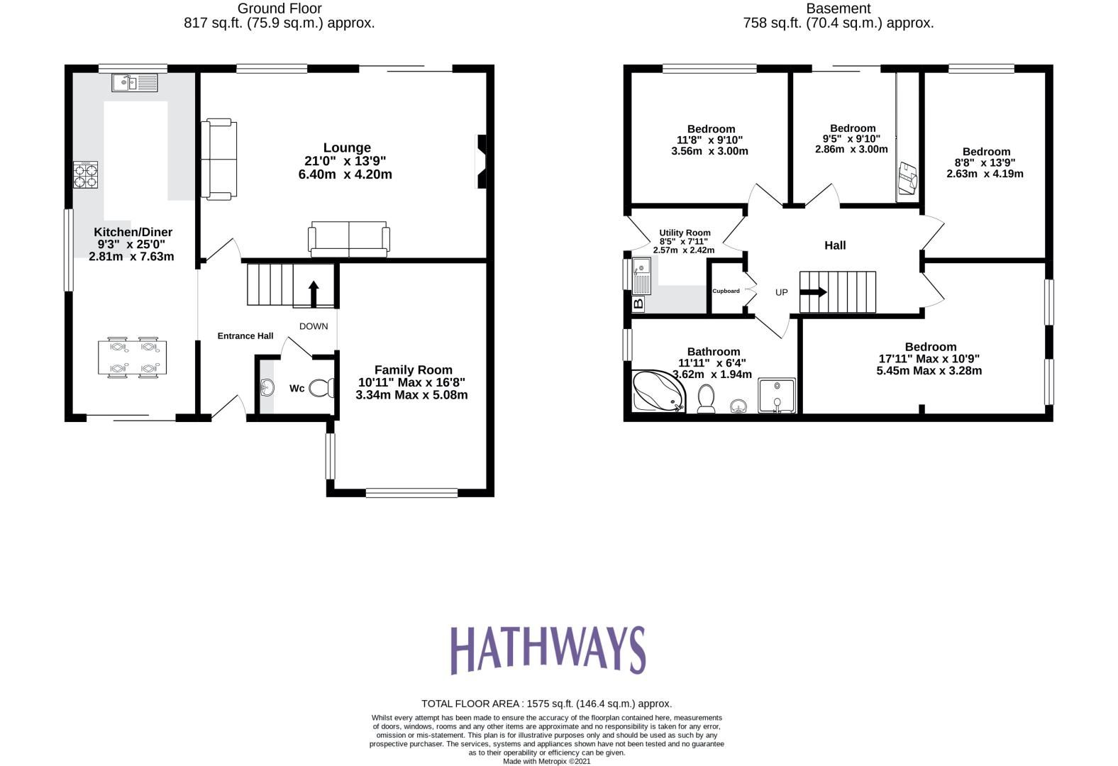 4 bed house for sale in Trinity View  - Property Image 2
